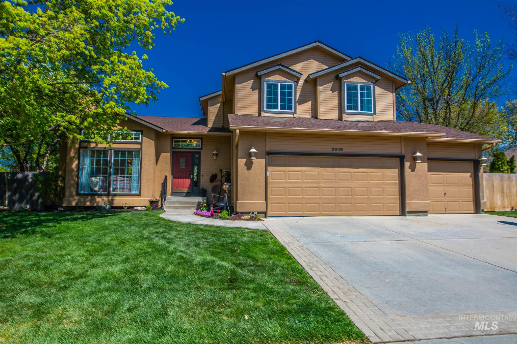 9846 W Secretariat Ct. Property Photo - Boise, ID real estate listing