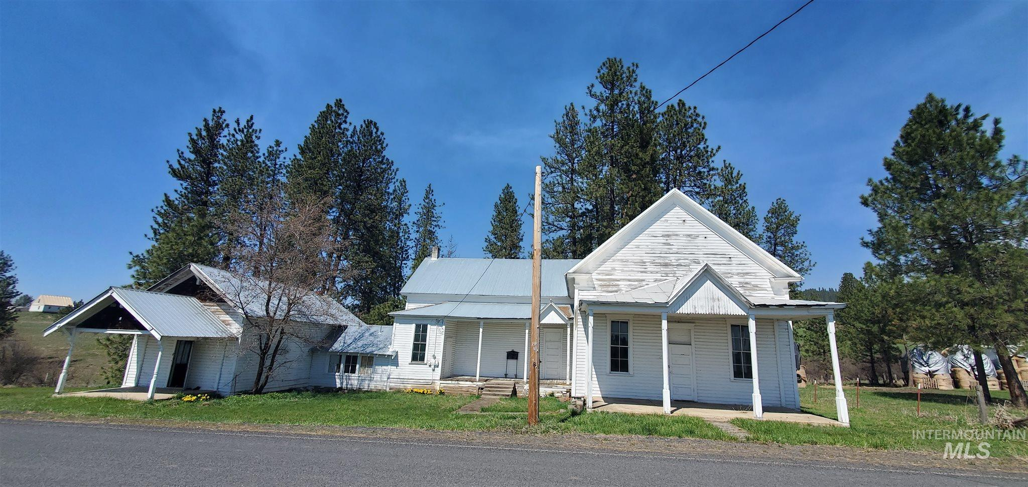 2070 Woodland RD Property Photo - Kamiah, ID real estate listing