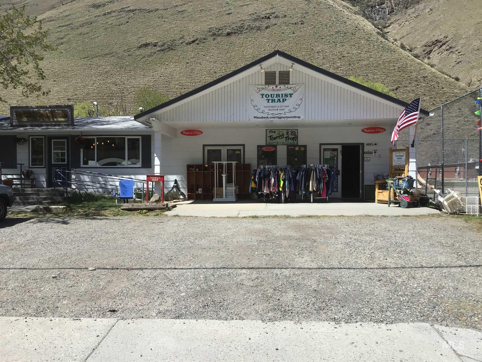 103 N Main Property Photo - Riggins, ID real estate listing