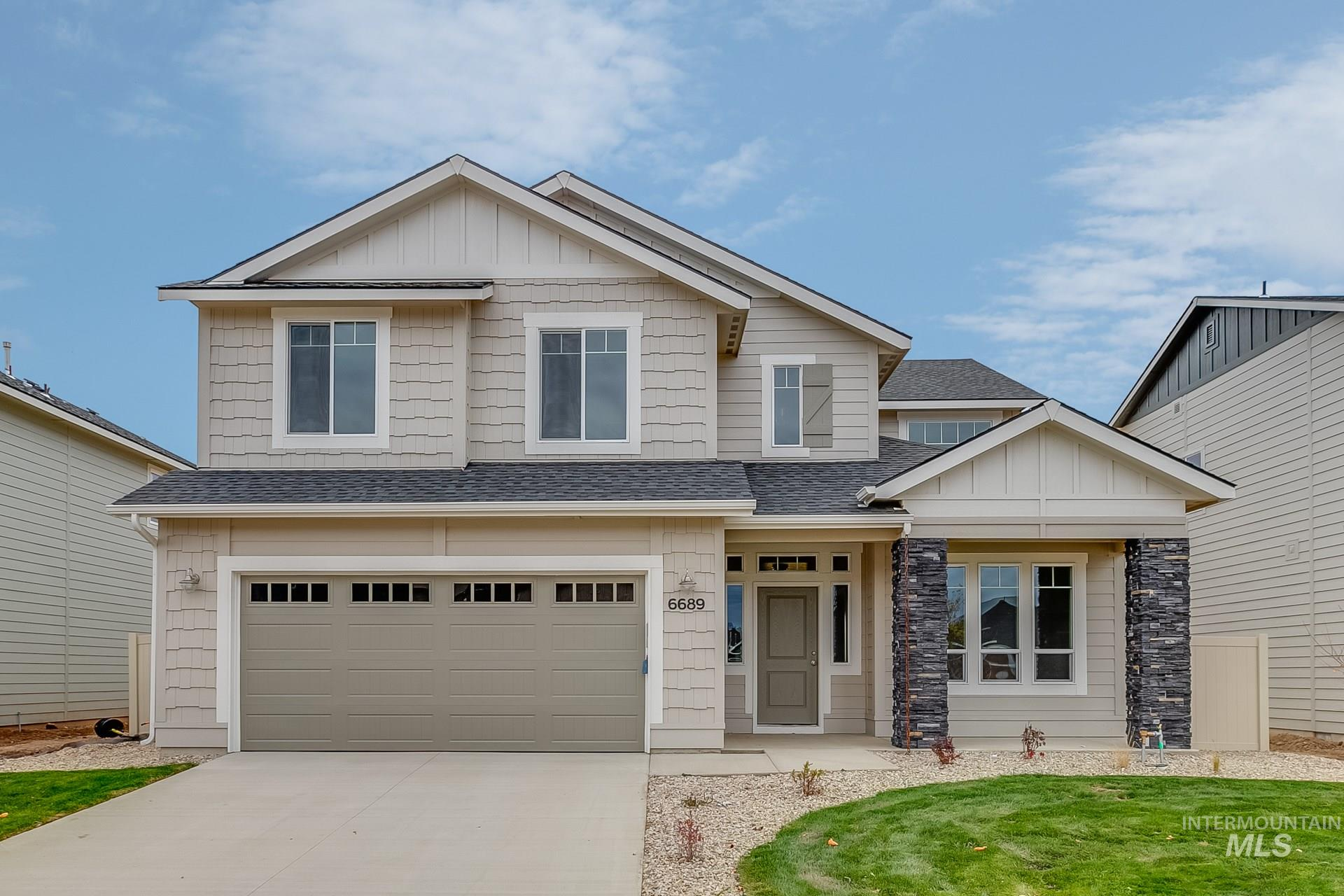 5120 W Ladle Rapids Dr Property Photo - Meridian, ID real estate listing