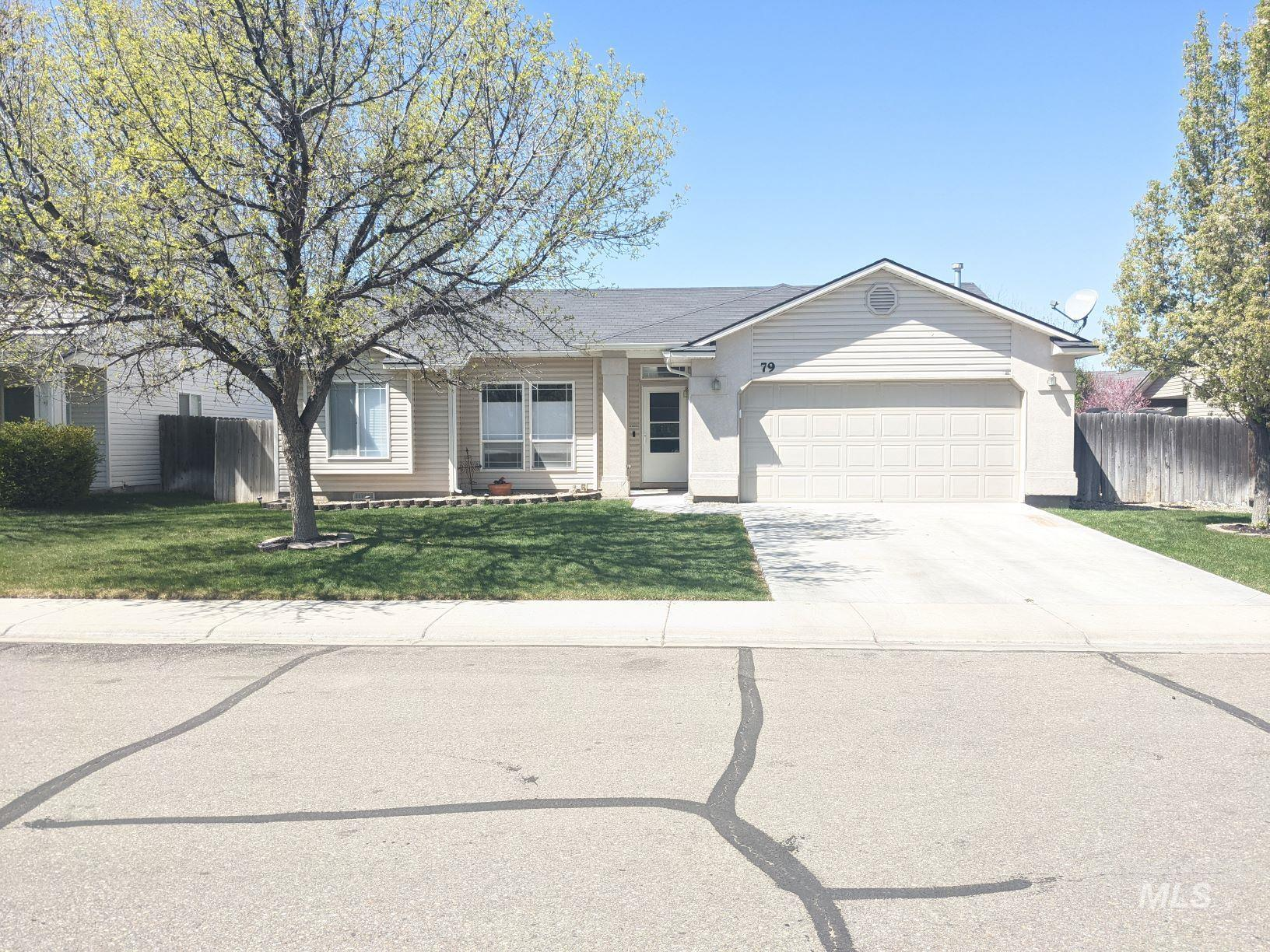 79 N Brandywine St Property Photo - Nampa, ID real estate listing