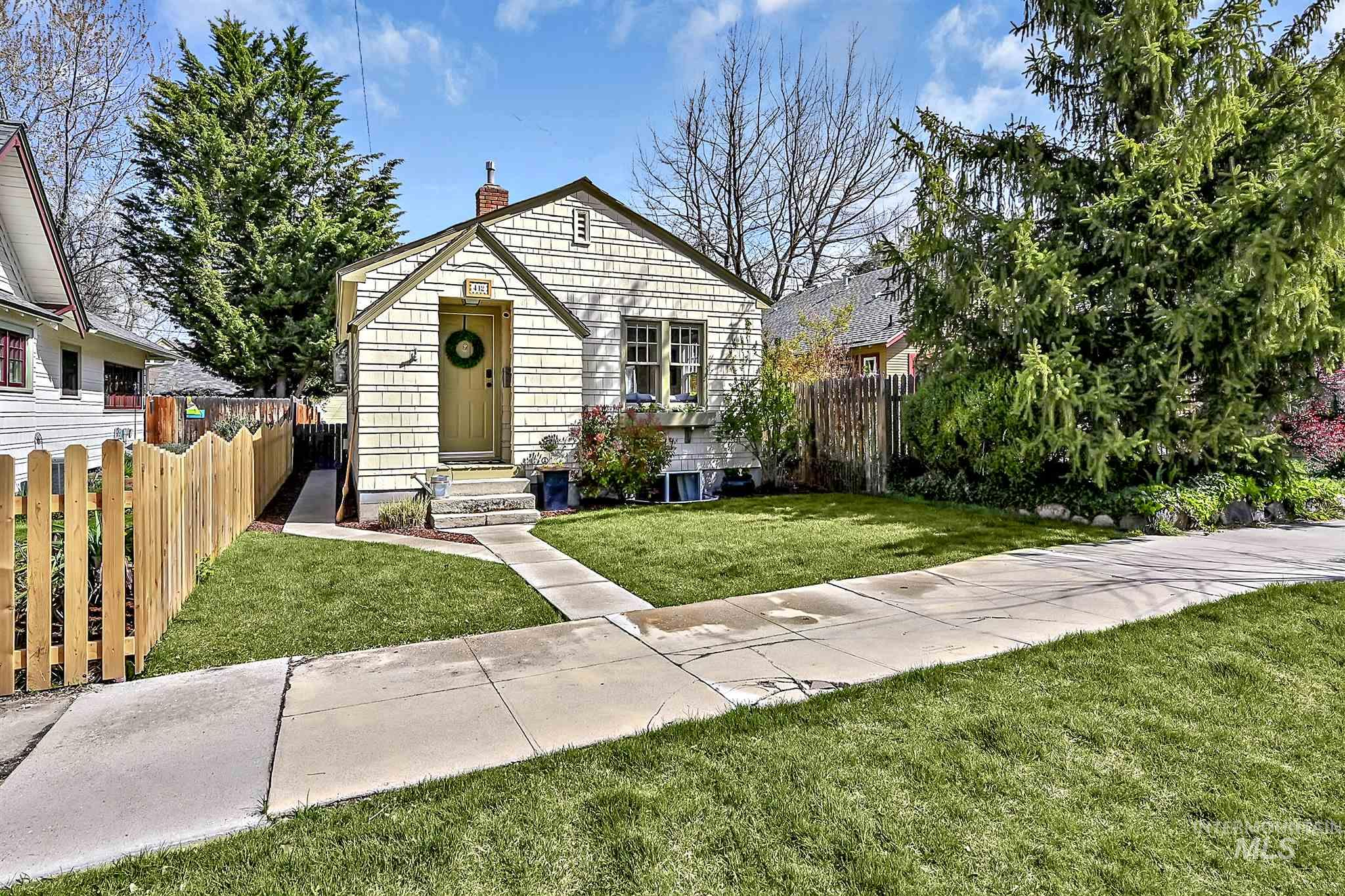 412 W Thatcher St. Property Photo - Boise, ID real estate listing
