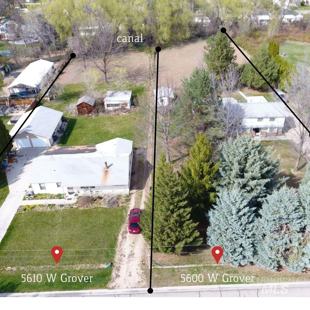 5600 & 5610 W Grover Property Photo - Boise, ID real estate listing