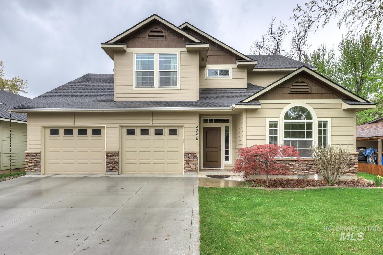 9095 W Dalton Place Property Photo - Boise, ID real estate listing