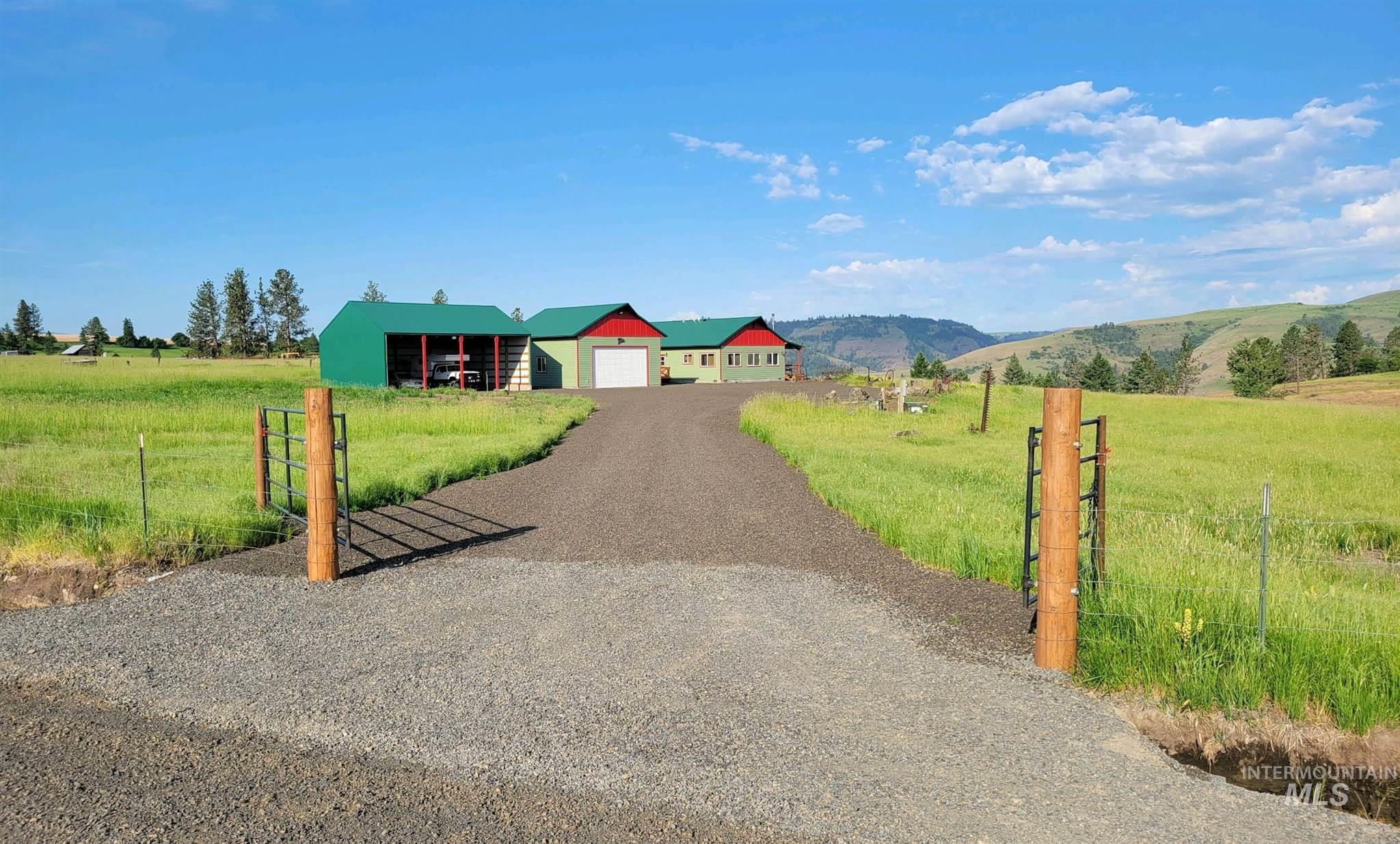444 Battle Ridge Road Property Photo