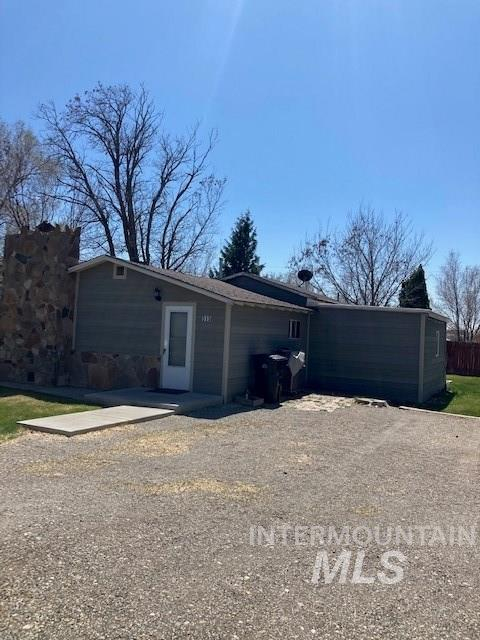 515 W C Street Property Photo - Shoshone, ID real estate listing