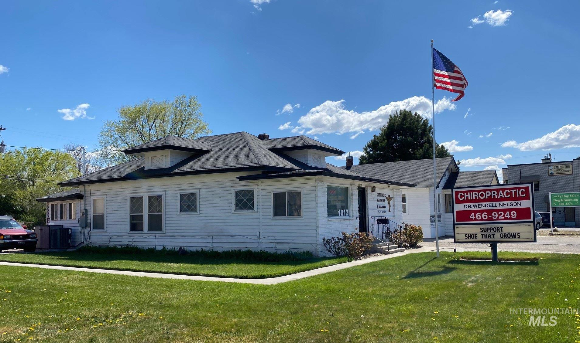 1203 10th Street and 1012 12th Avenue Property Photo - Nampa, ID real estate listing