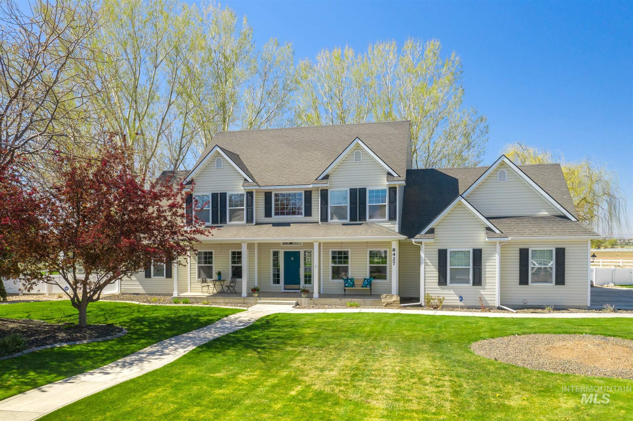 8427 Danskin Ln. Property Photo - Meridian, ID real estate listing