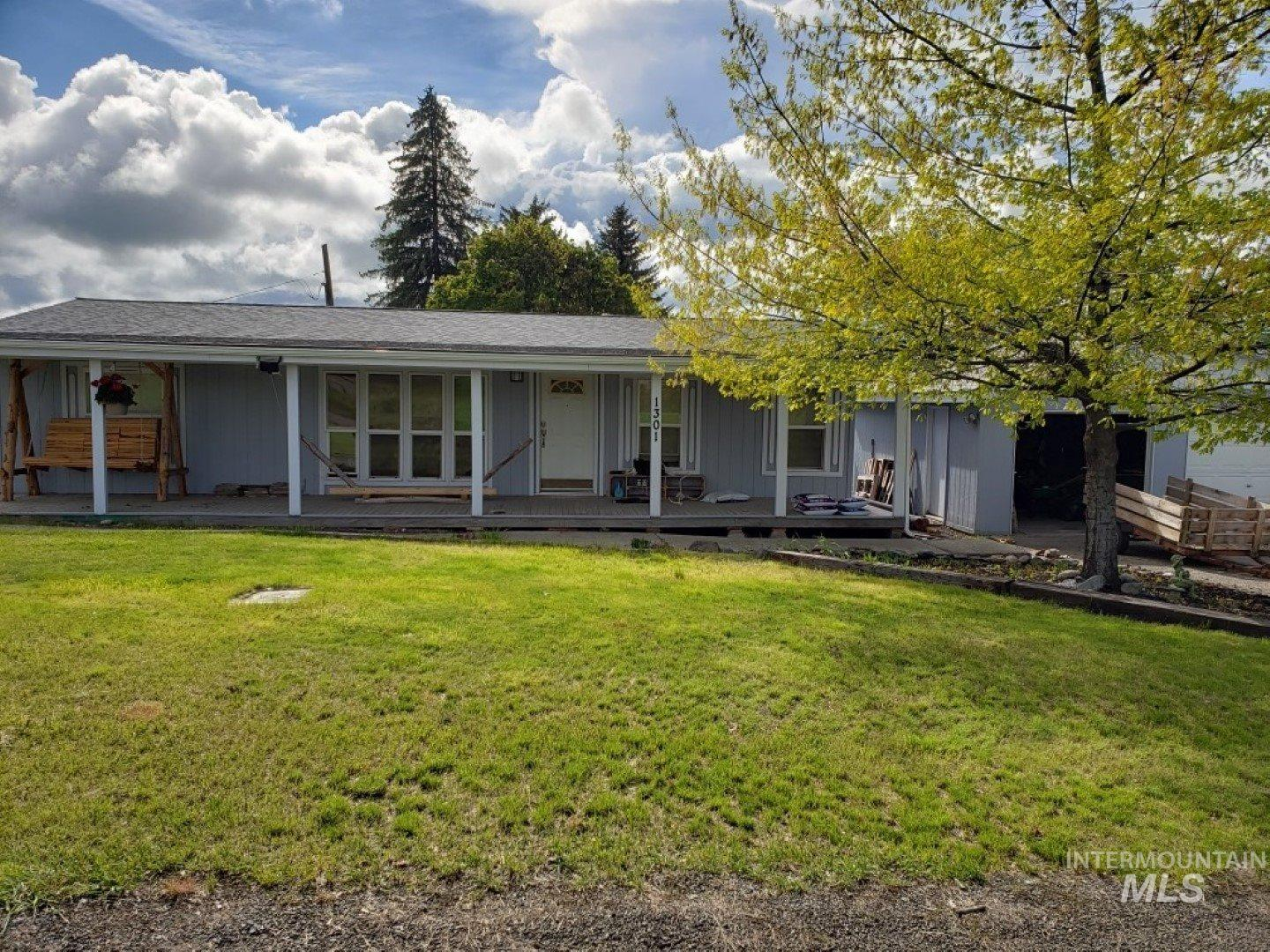 1301 CLARK ST Property Photo - CottonWood, ID real estate listing