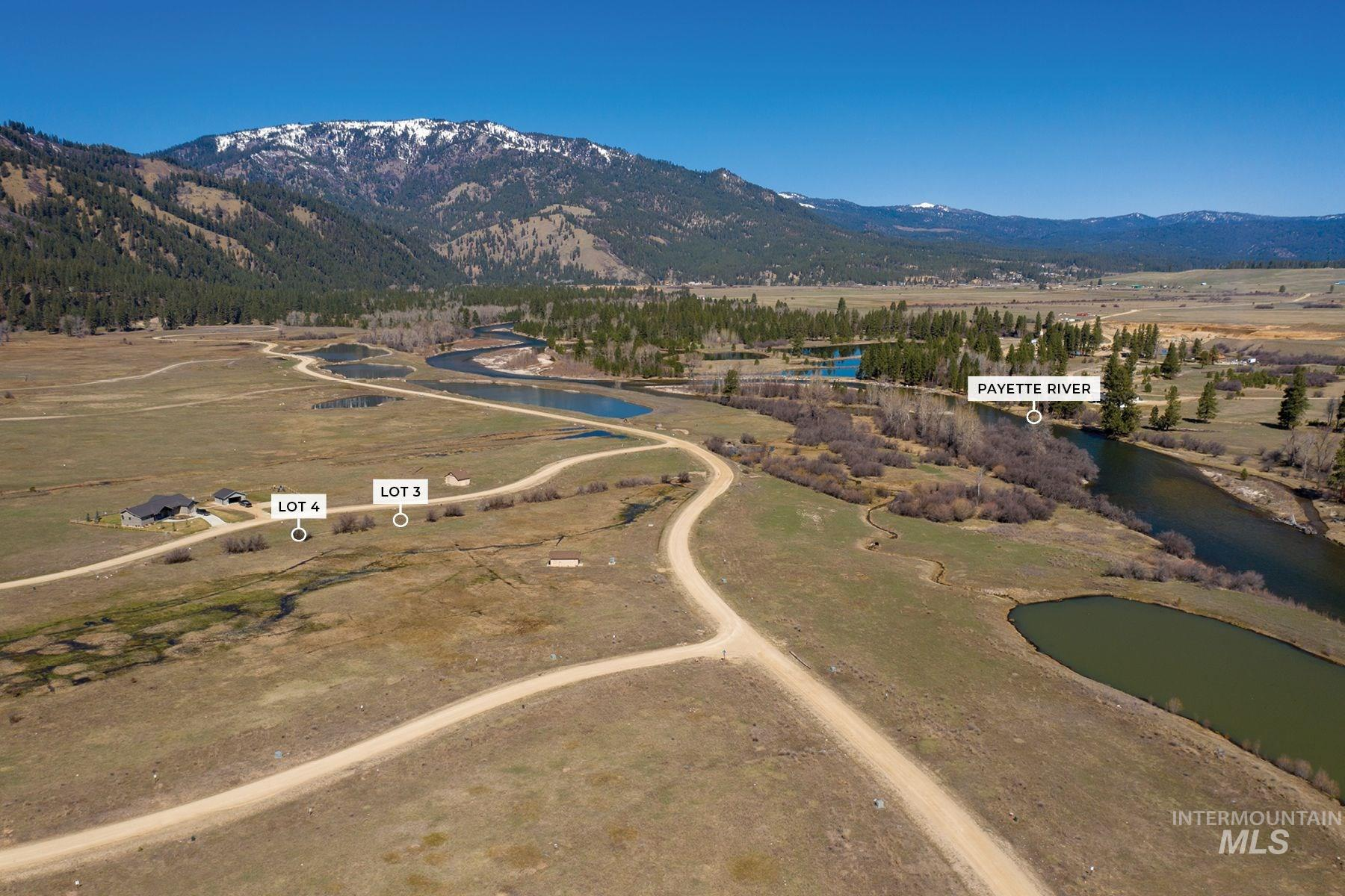 Lot 3 Block 5 Southfork Landing Property Photo - Garden Valley, ID real estate listing