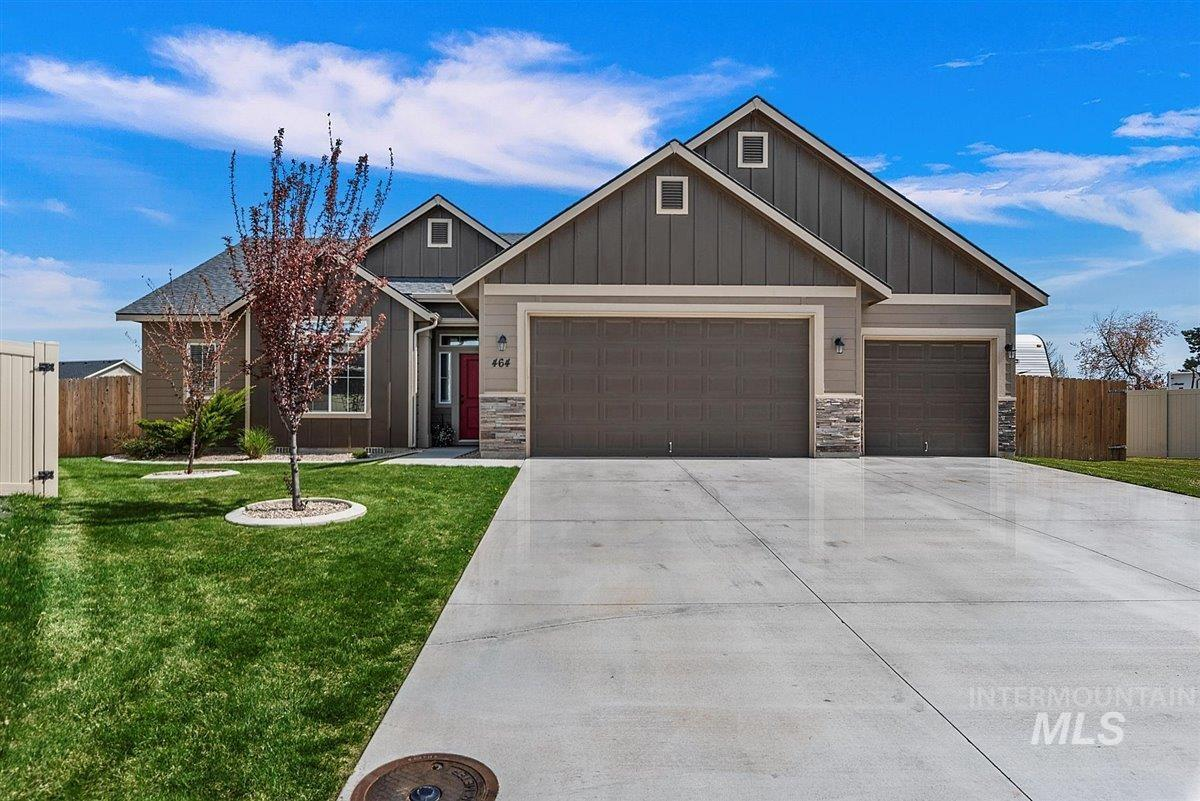 464 W Allspice Ct. Property Photo - Kuna, ID real estate listing