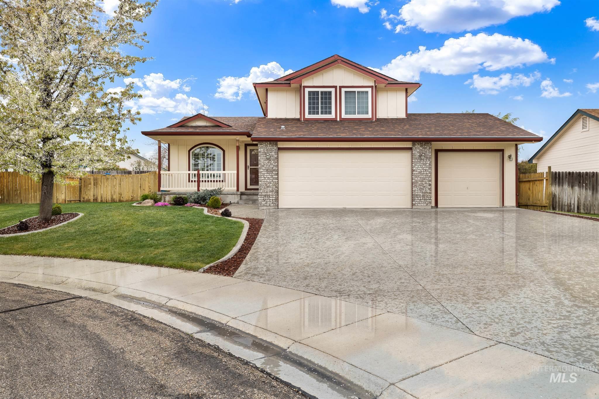 1426 N TASAVOL AVE Property Photo - Kuna, ID real estate listing