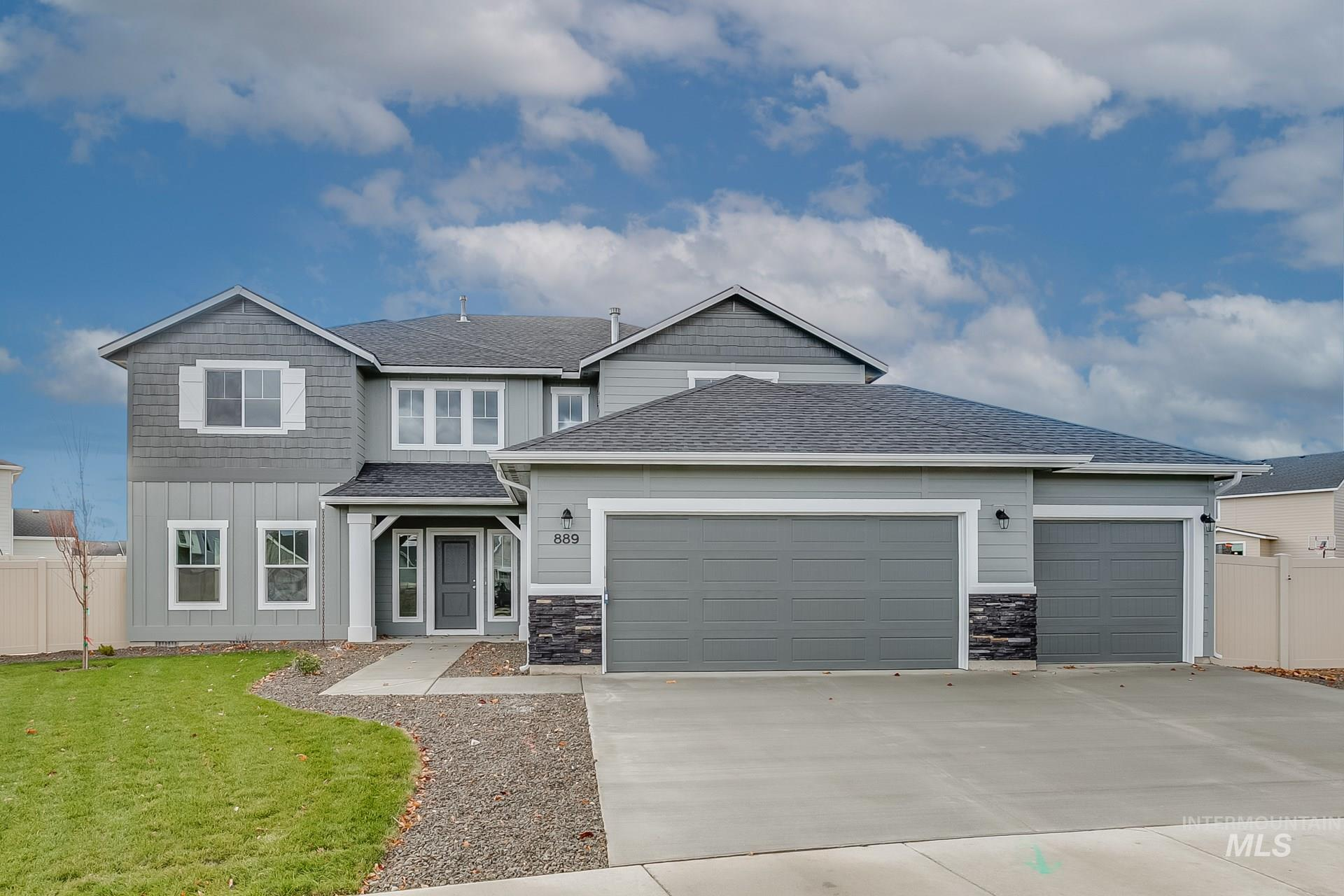 17340 N Wingtip Way Property Photo - Nampa, ID real estate listing