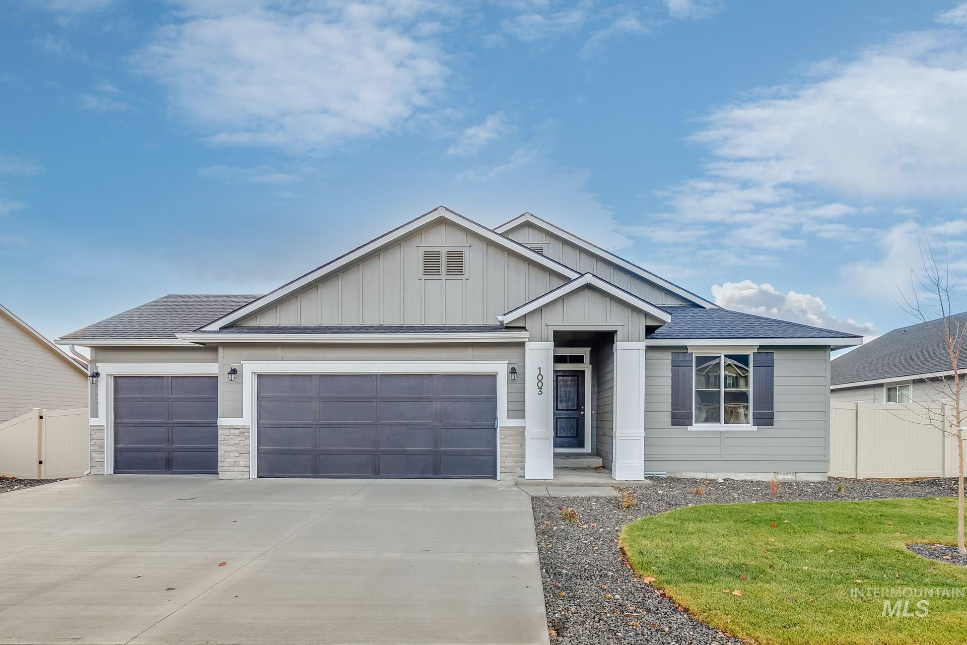 13654 S Cello Ave. Property Photo - Nampa, ID real estate listing