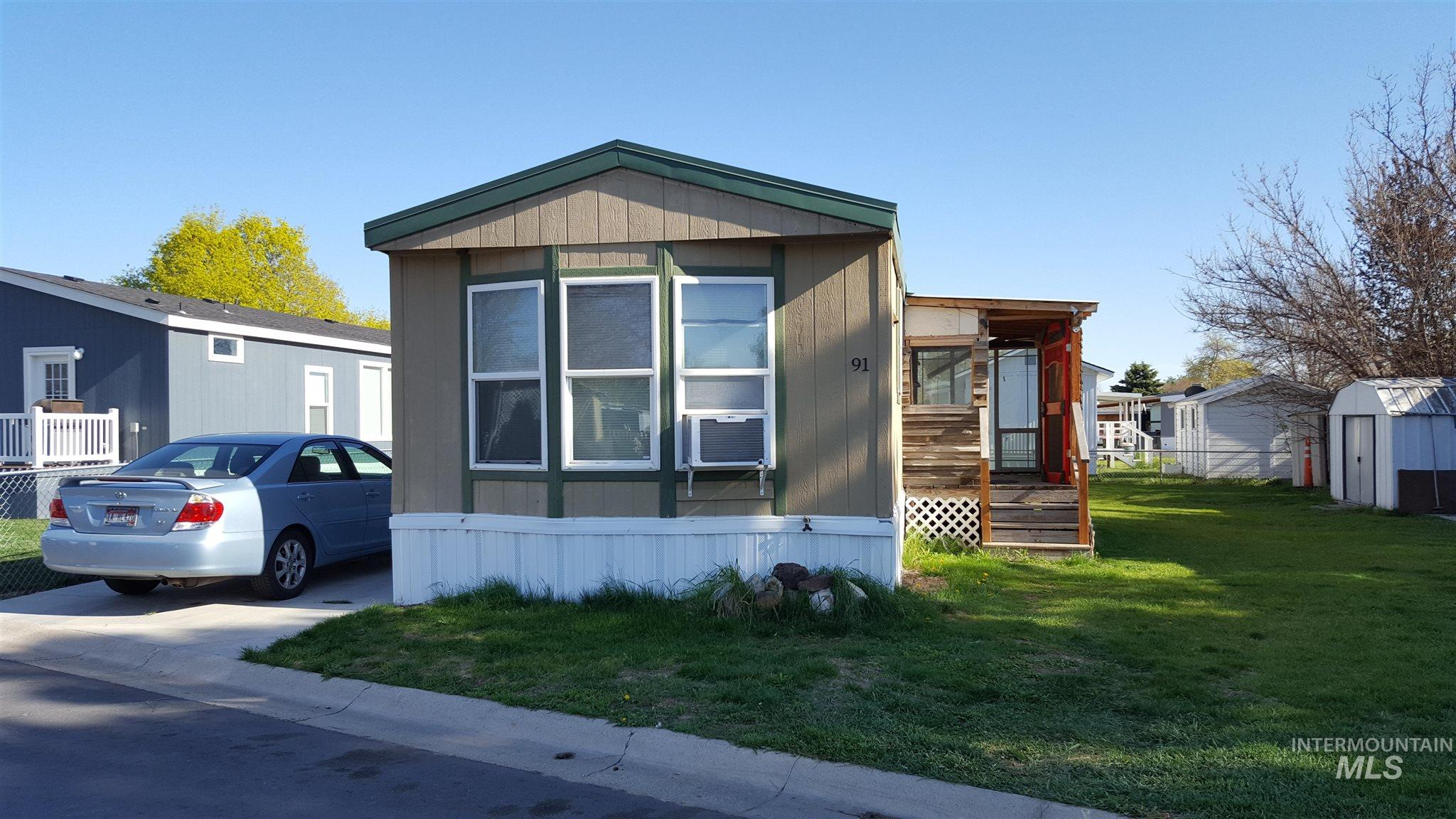 424 W. Cherry Lane #91 # 91 Property Photo - Meridian, ID real estate listing