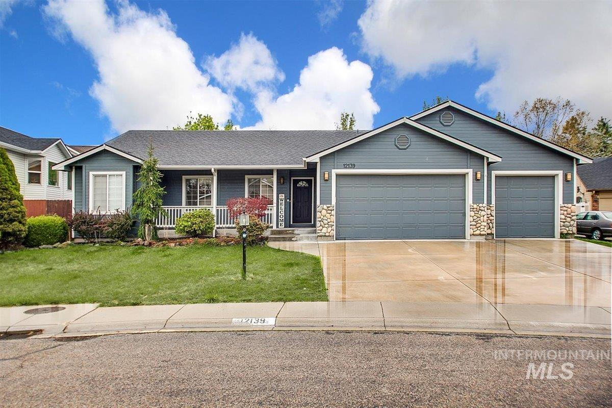 12139 W Rader Drive Property Photo - Boise, ID real estate listing