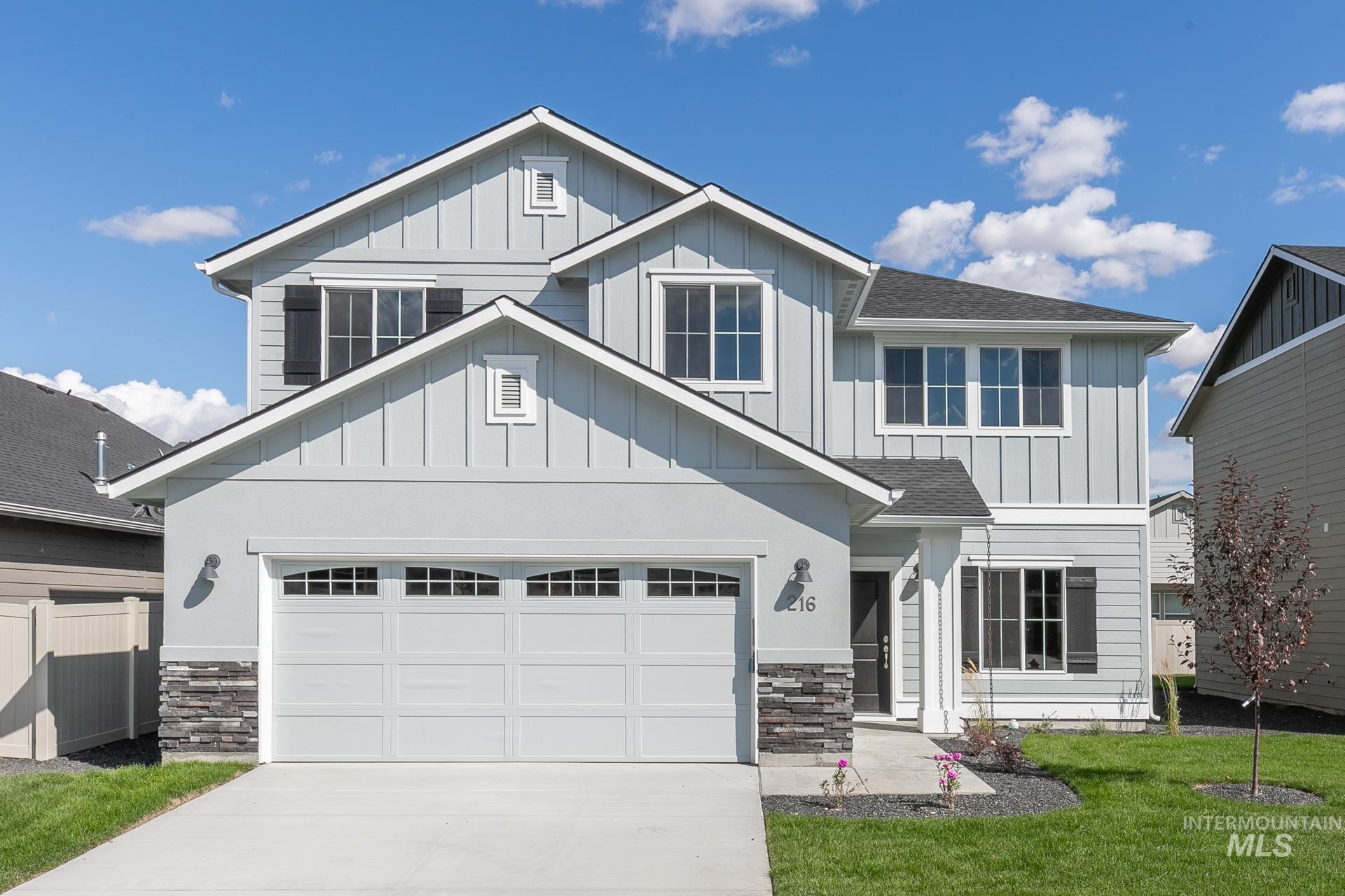 5096 W Ladle Rapids Dr. Property Photo - Meridian, ID real estate listing