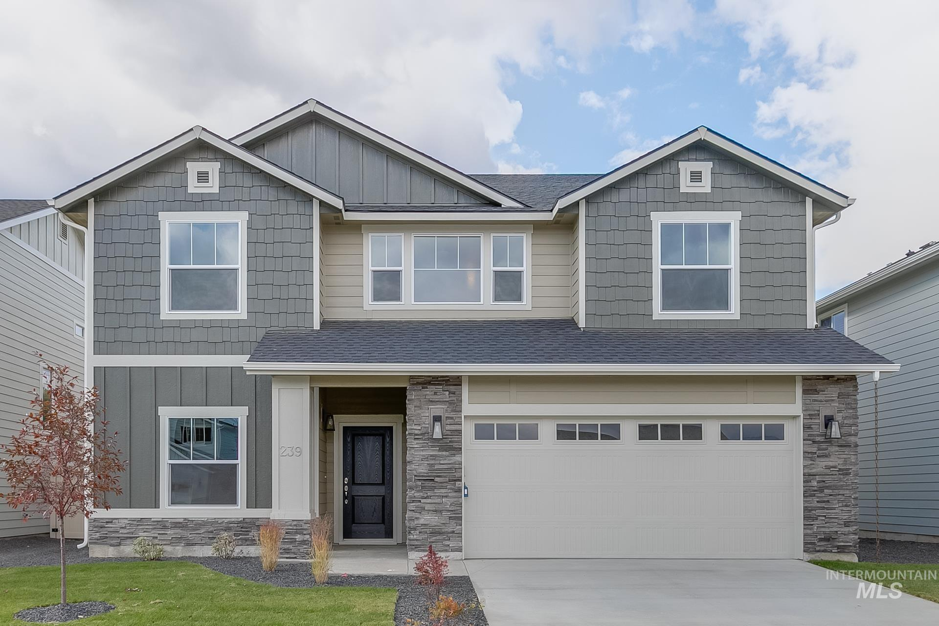 5108 W Ladle Rapids Dr. Property Photo - Meridian, ID real estate listing