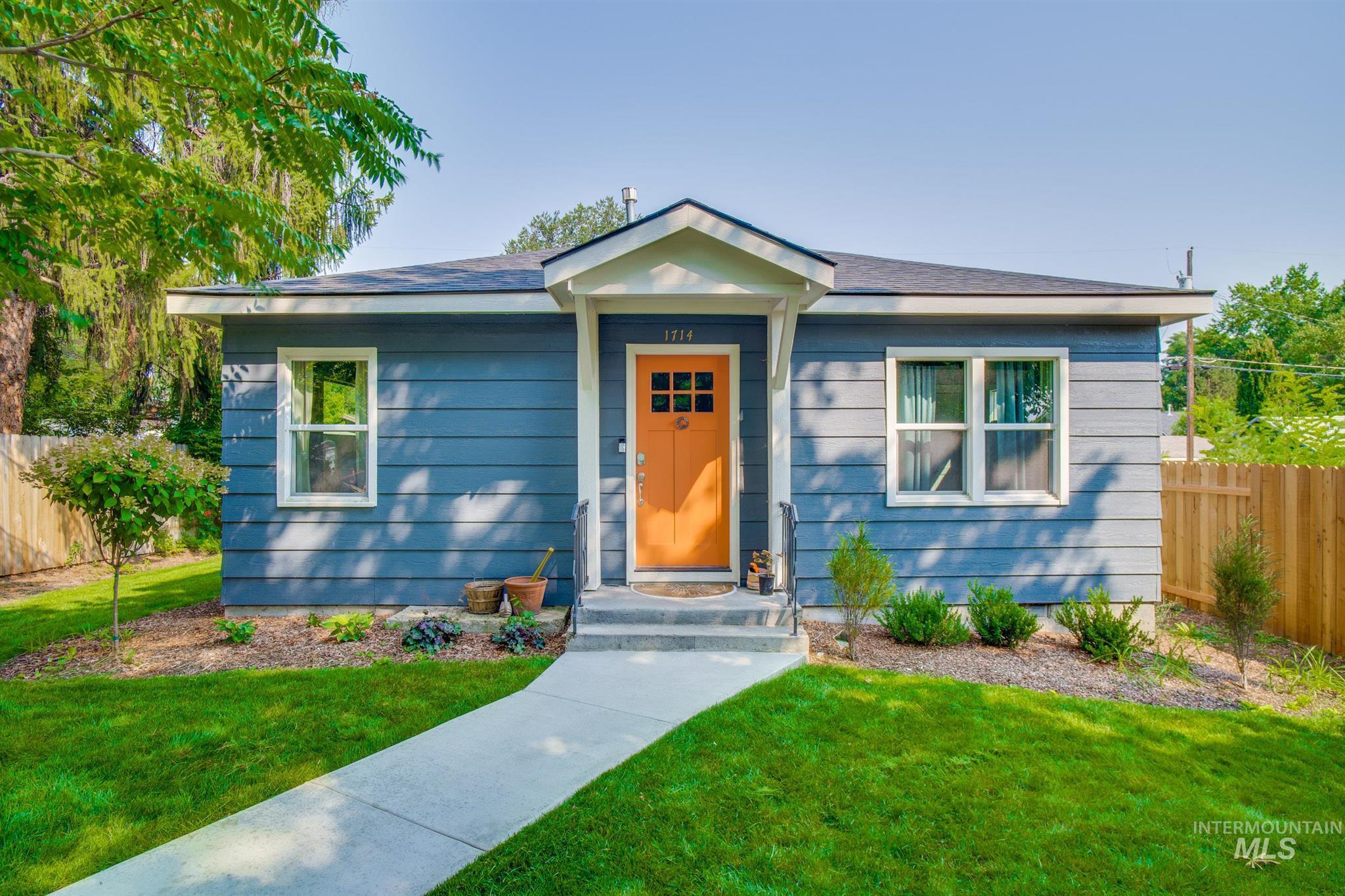 1714 N 27th Property Photo - Boise, ID real estate listing