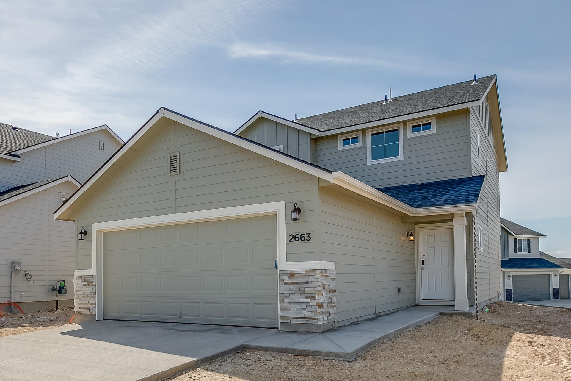 3929 W Snow Canyon St Property Photo - Meridian, ID real estate listing