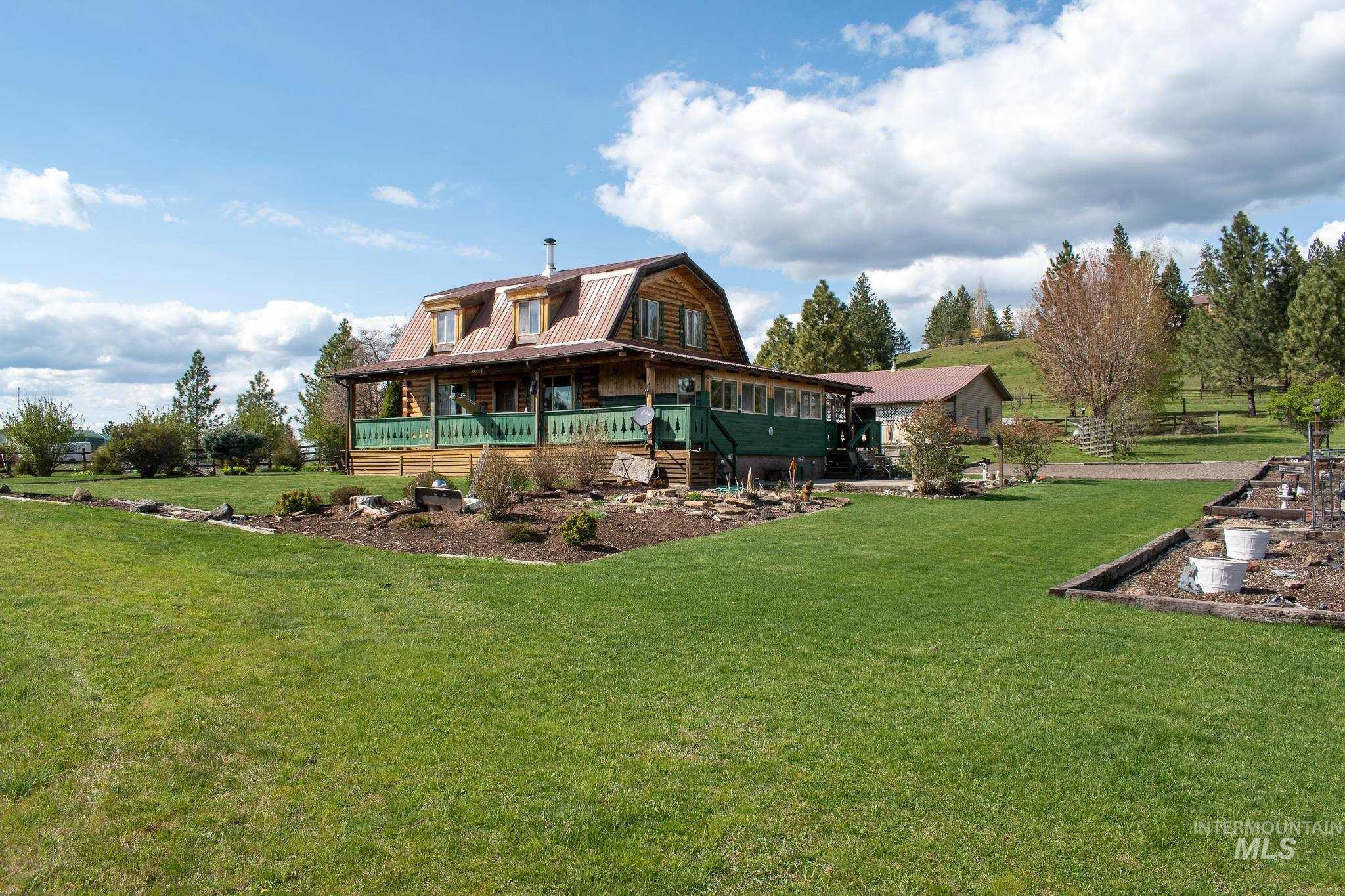 105 Canyon View Rd Property Photo - Kamiah, ID real estate listing