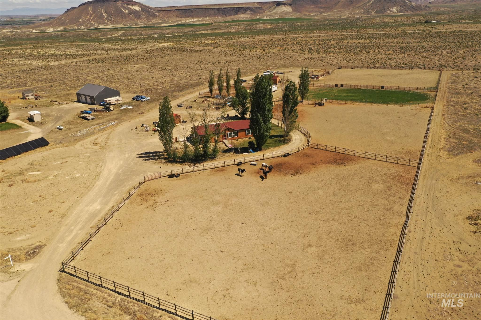15472 War Eagle Property Photo - Murphy, ID real estate listing
