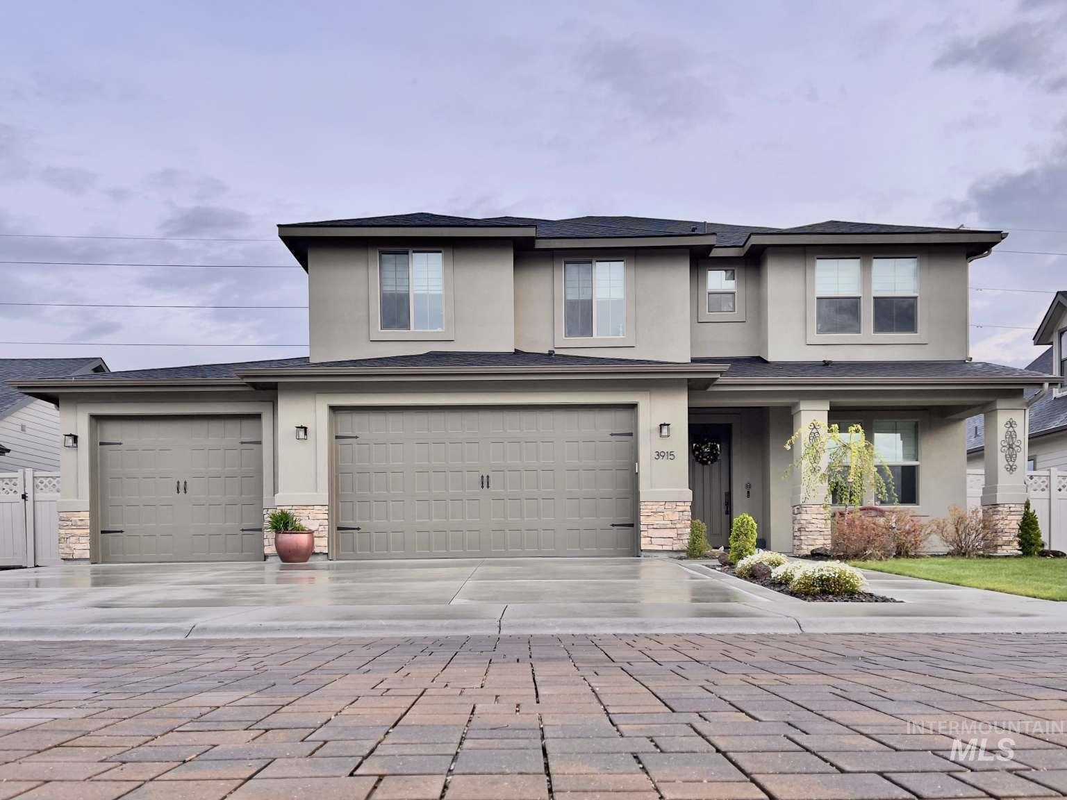 3915 W Riva Capri St Property Photo - Meridian, ID real estate listing