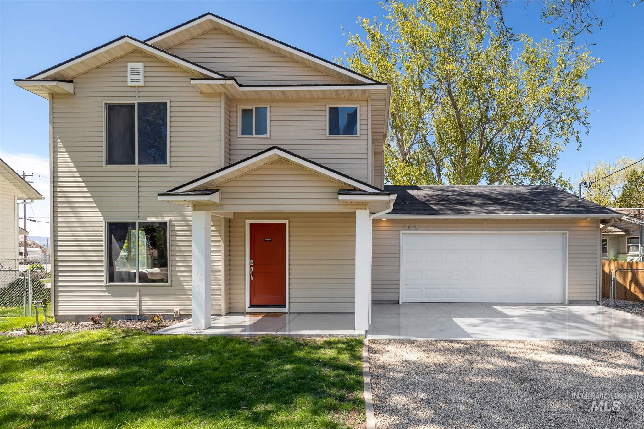 405 Randolph Ave Property Photo - Melba, ID real estate listing