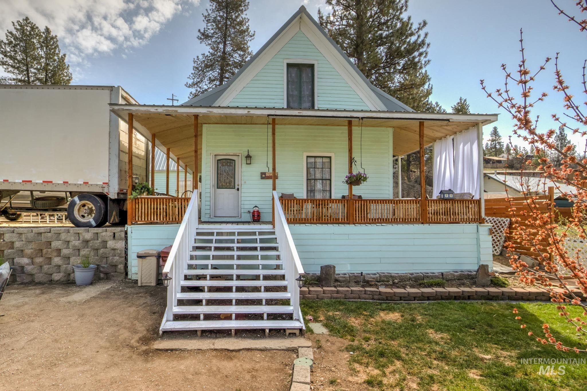 510 Main Property Photo - Idaho City, ID real estate listing