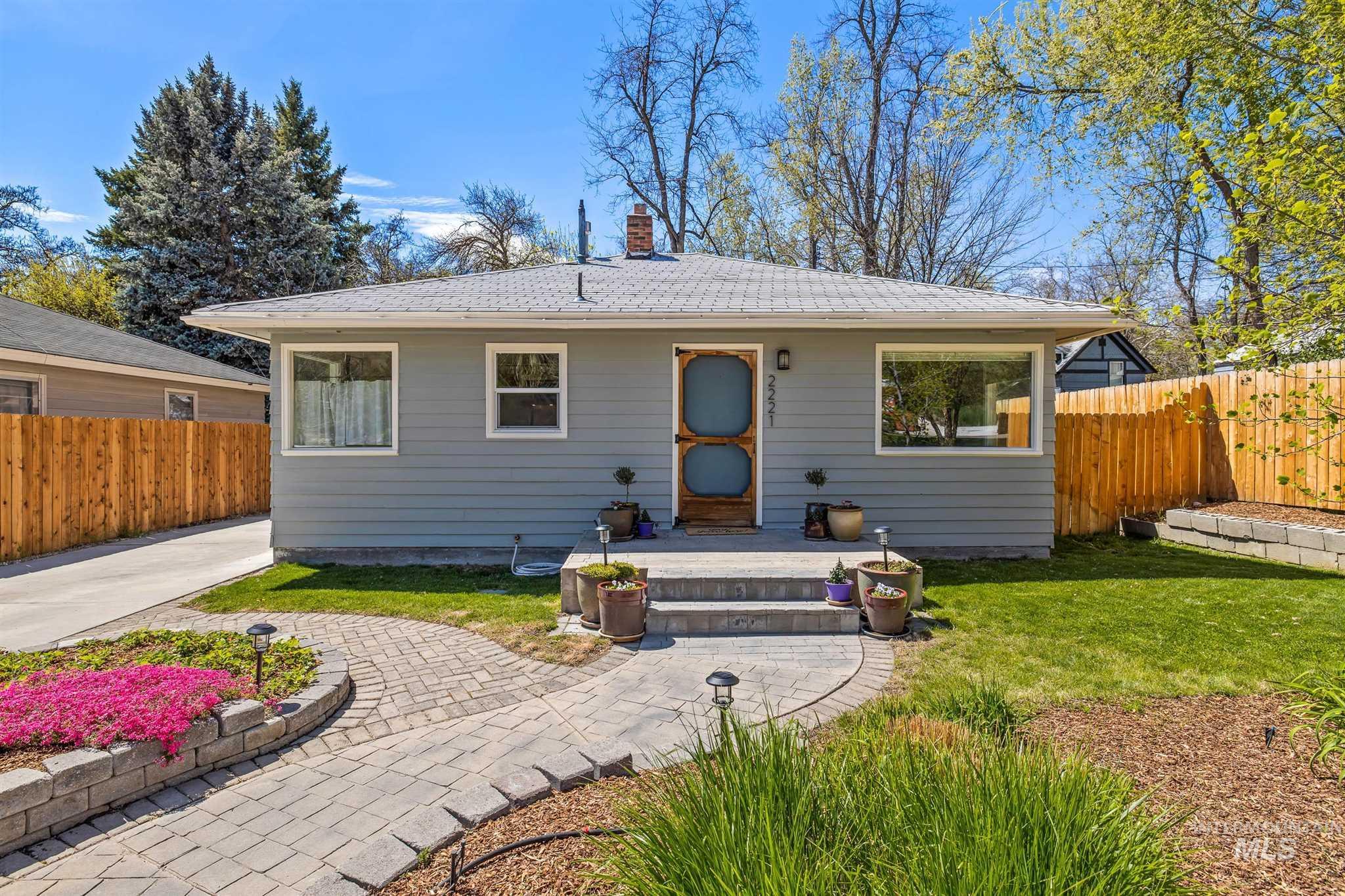 2221 N 15th Street Property Photo - Boise, ID real estate listing