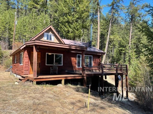 4954 Highway 95 Property Photo - New Meadows, ID real estate listing