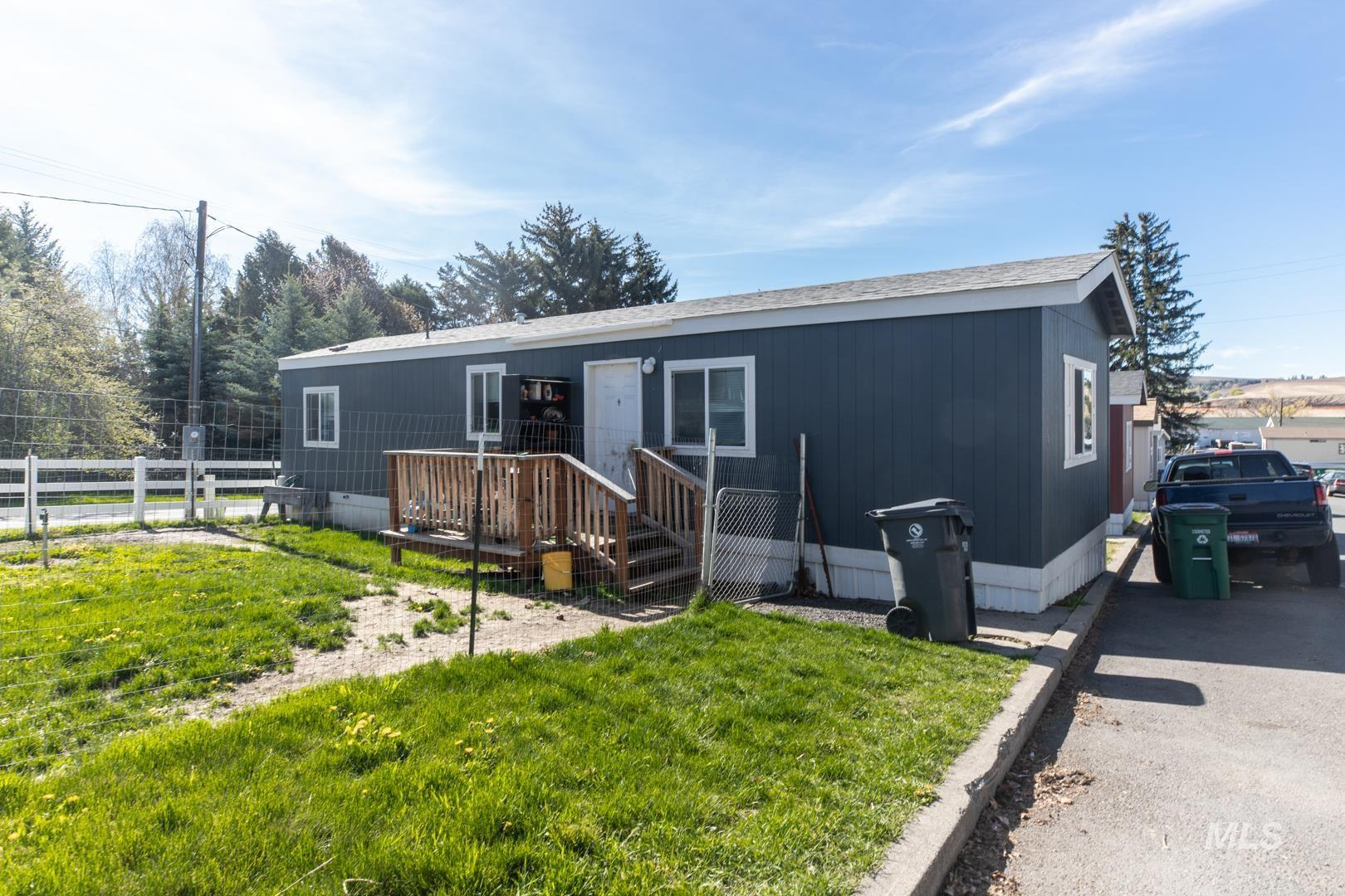 603 W Palouse River Dr #8 Property Photo - Moscow, ID real estate listing