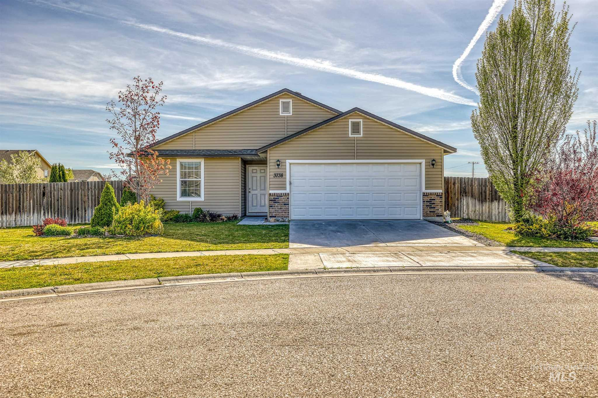 3738 S PALM SPRINGS Property Photo - Nampa, ID real estate listing
