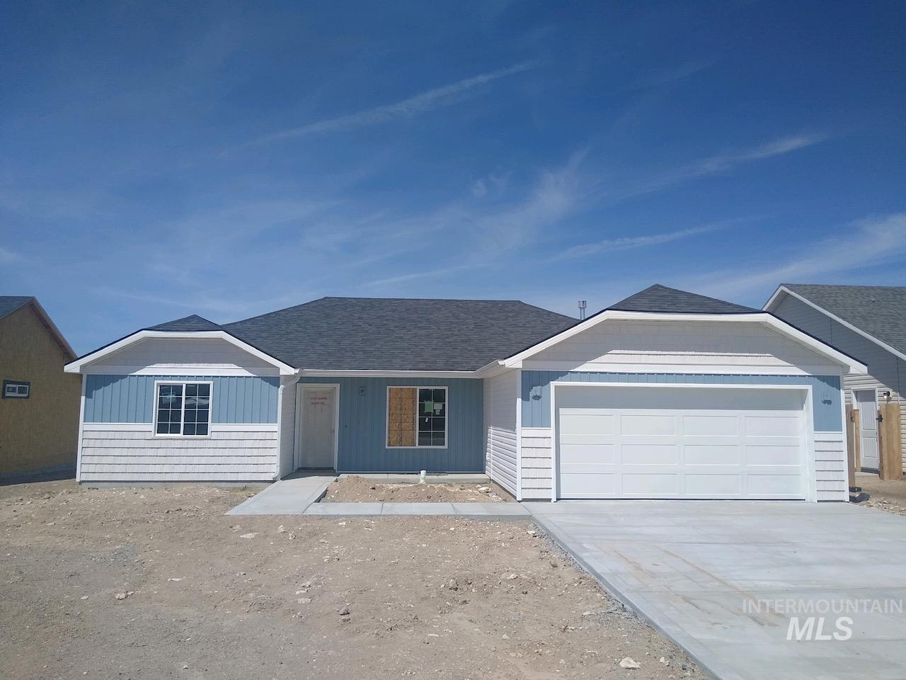 1014 Homestead Property Photo - Buhl, ID real estate listing