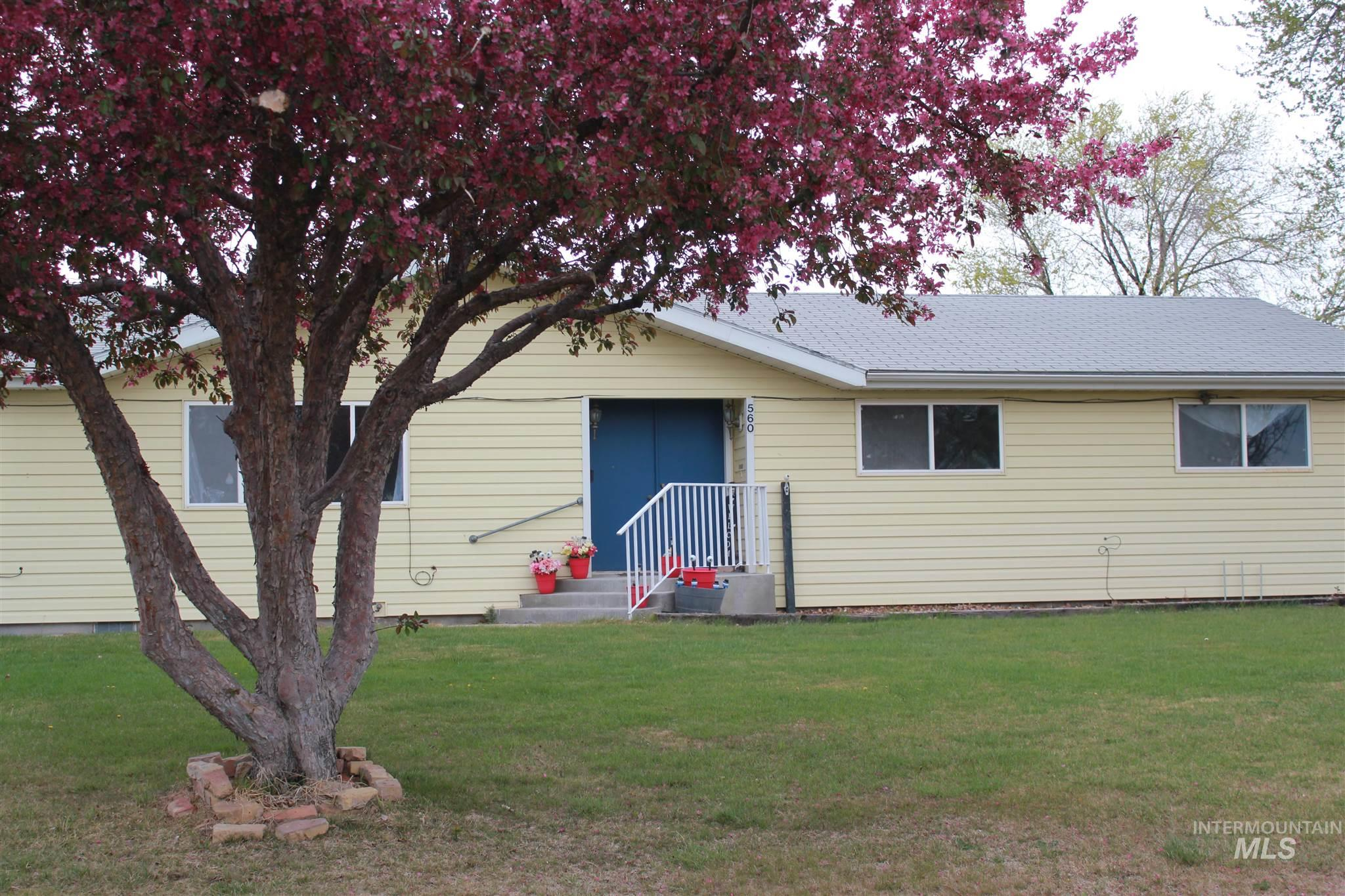 560 W Madison Ave Property Photo - Glenns Ferry, ID real estate listing