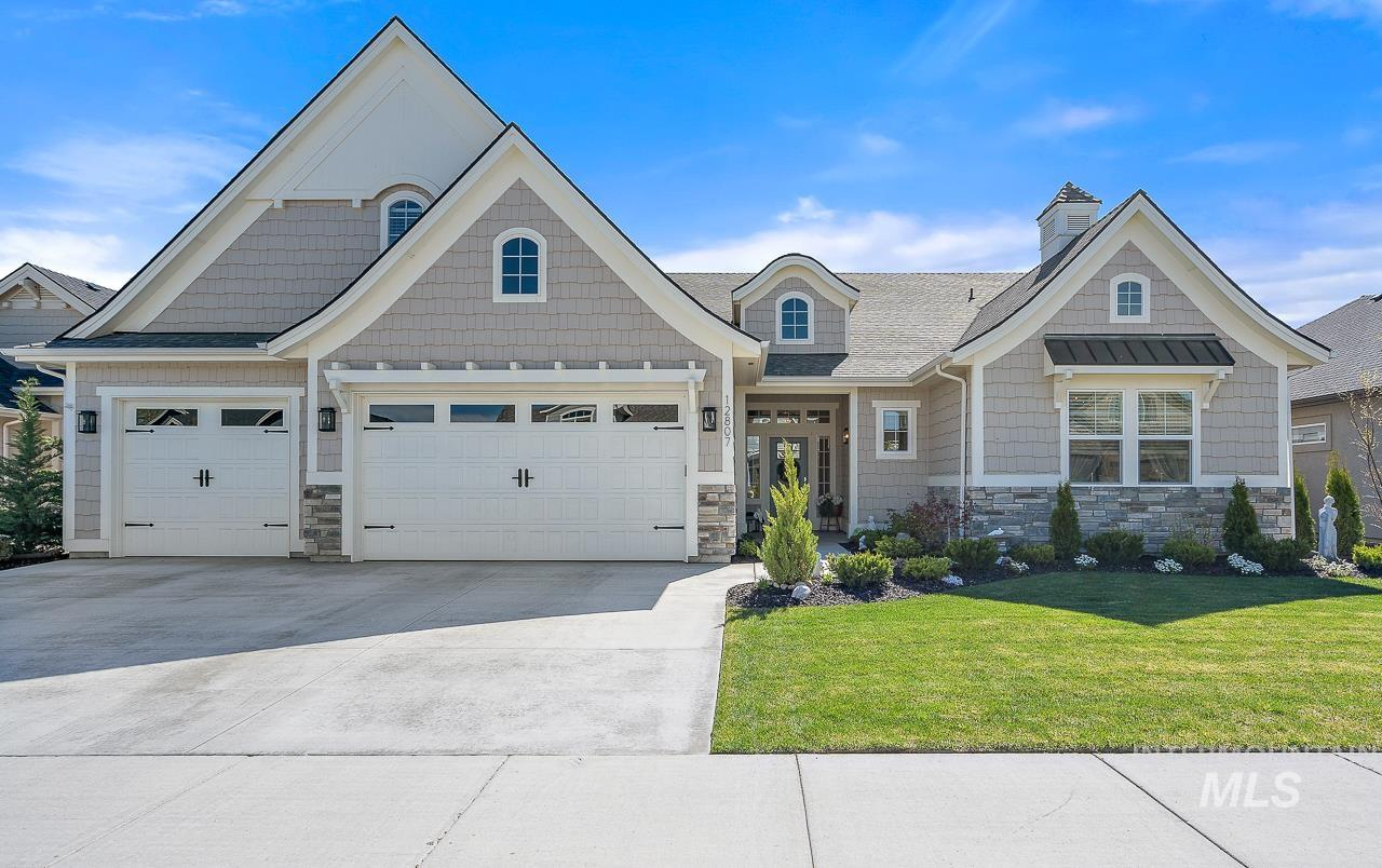12807 W Auckland St Property Photo - Meridian, ID real estate listing