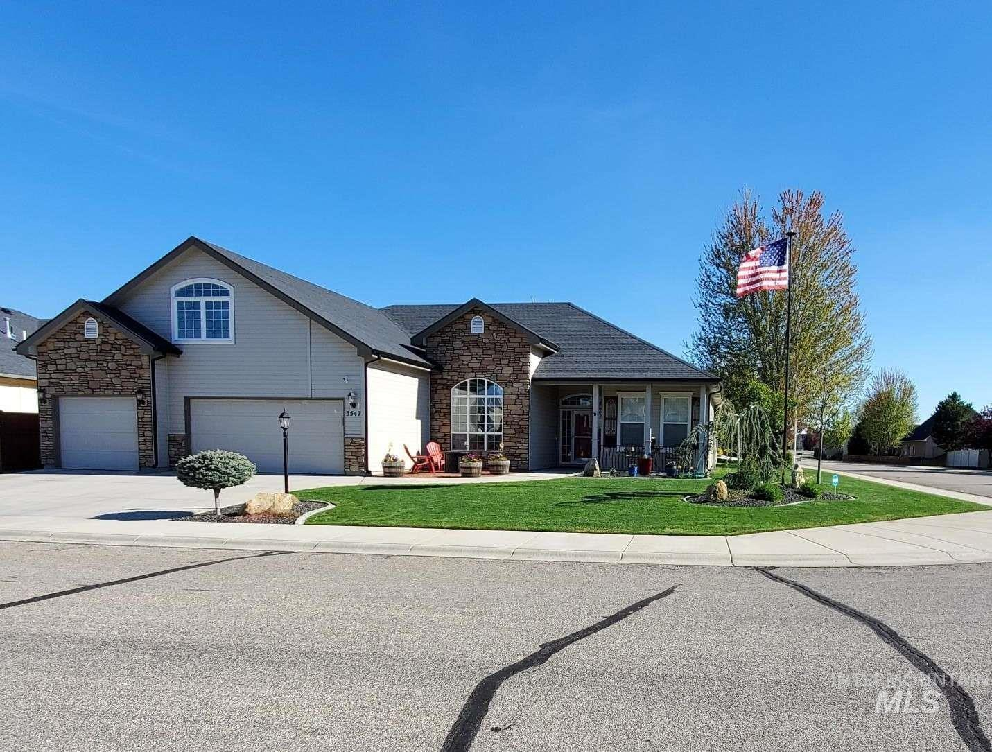 3547 E Mackay Dr Property Photo - Meridian, ID real estate listing