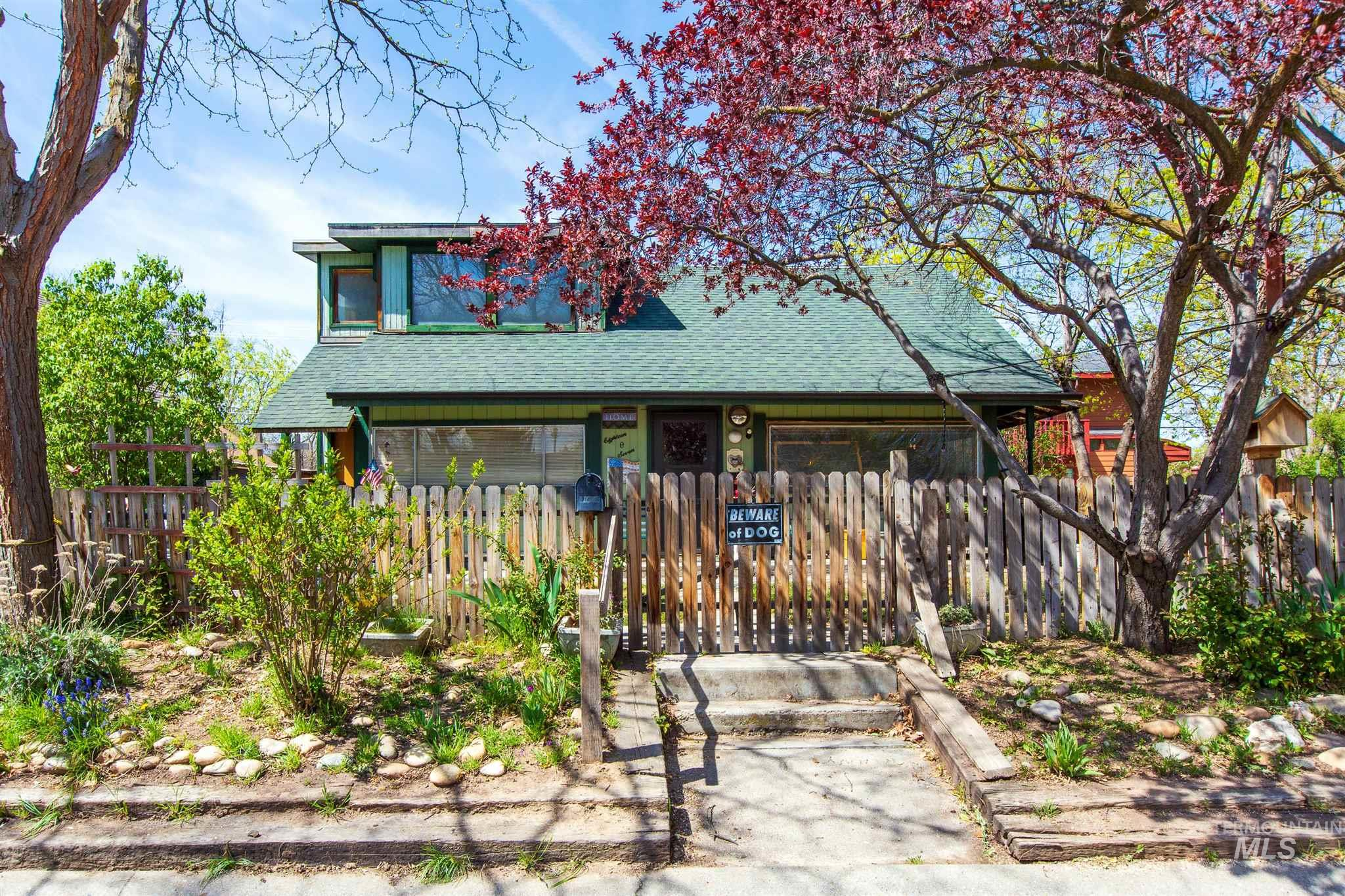 1807 S Euclid Avenue Property Photo - Boise, ID real estate listing