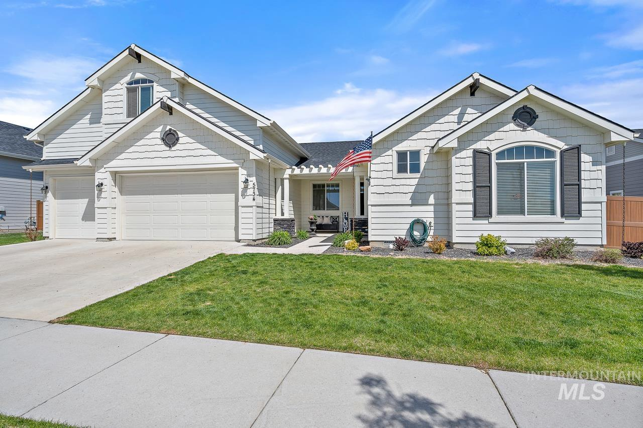 5734 W Montage Ct Property Photo - Eagle, ID real estate listing