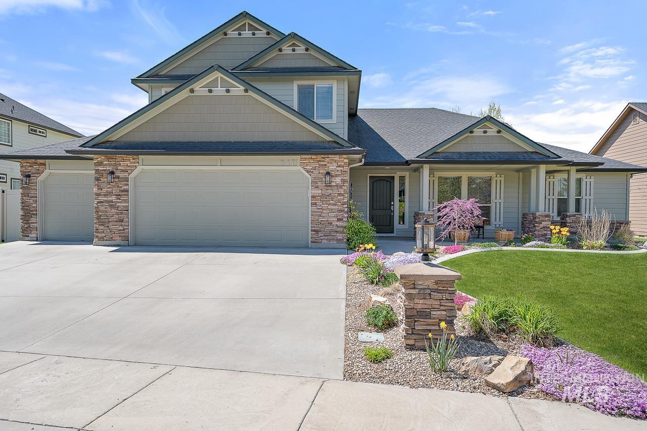 817 W Arbor Pointe Way Property Photo - Nampa, ID real estate listing