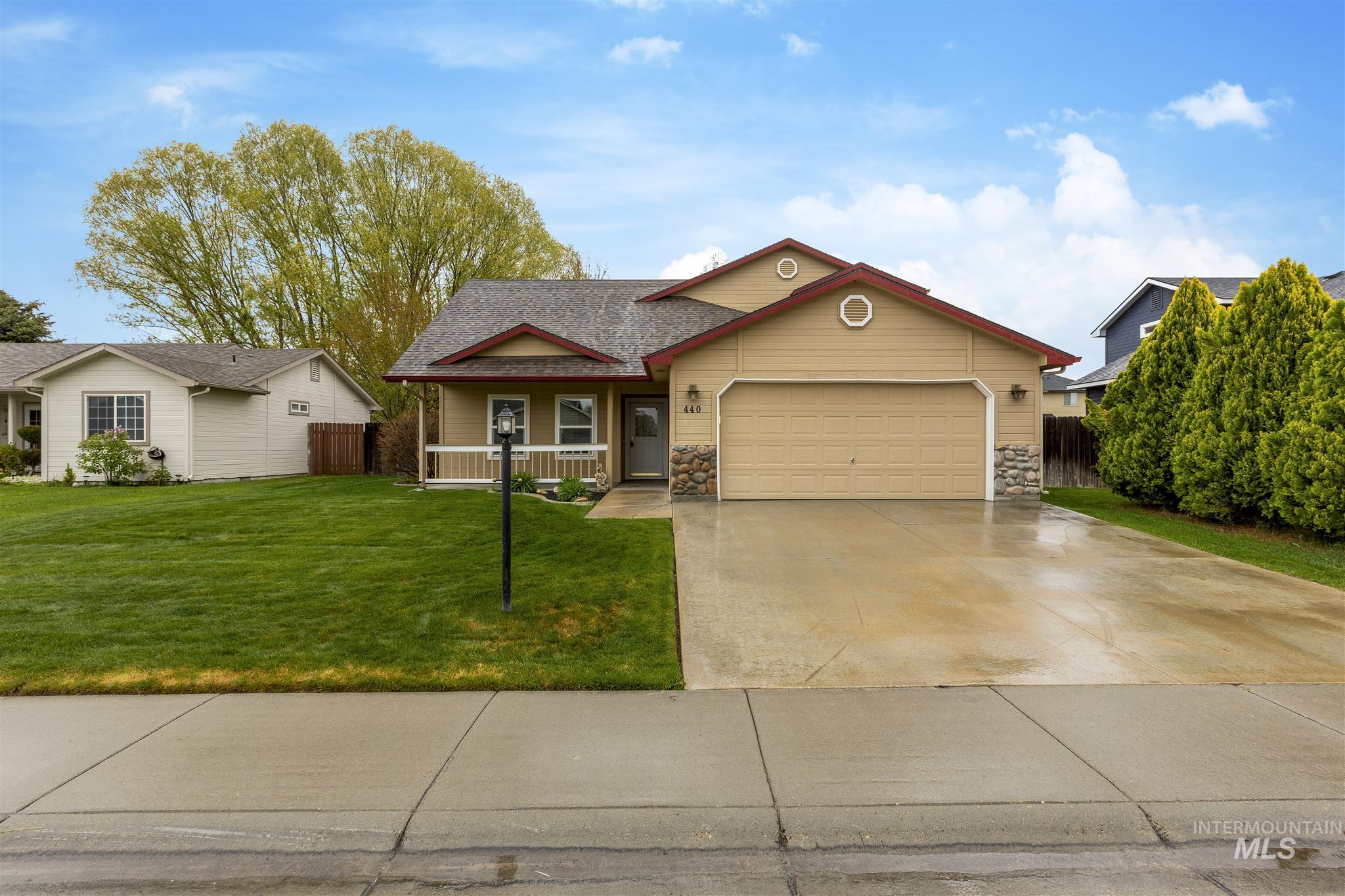 440 N Nebula Ave Property Photo - Star, ID real estate listing