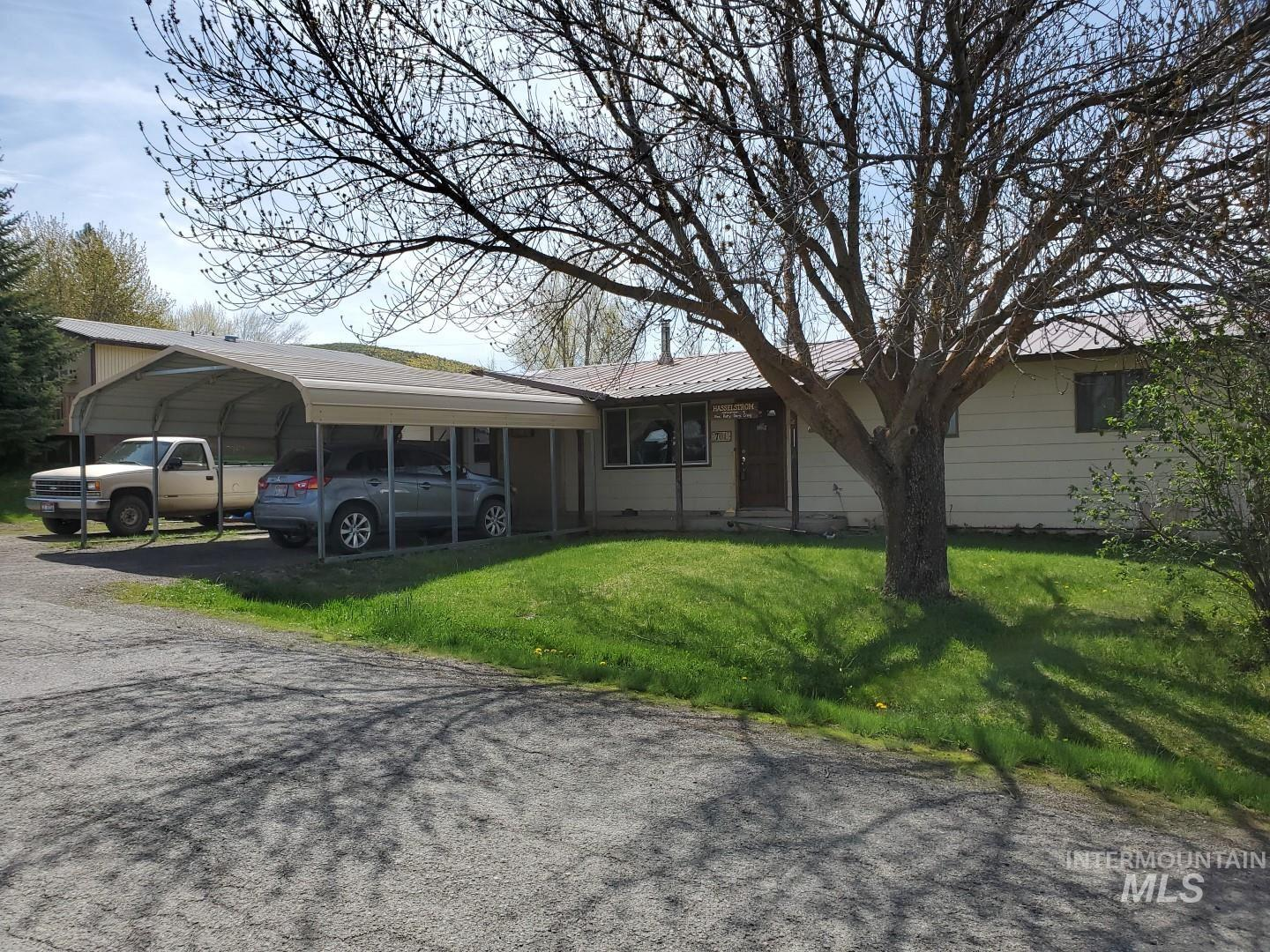 701 California Property Photo - Council, ID real estate listing