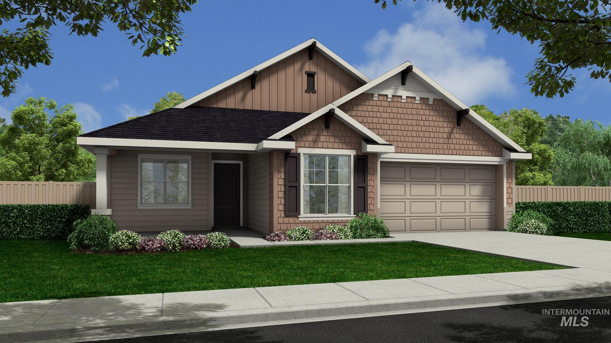 3799 E Levin St Property Photo - Meridian, ID real estate listing