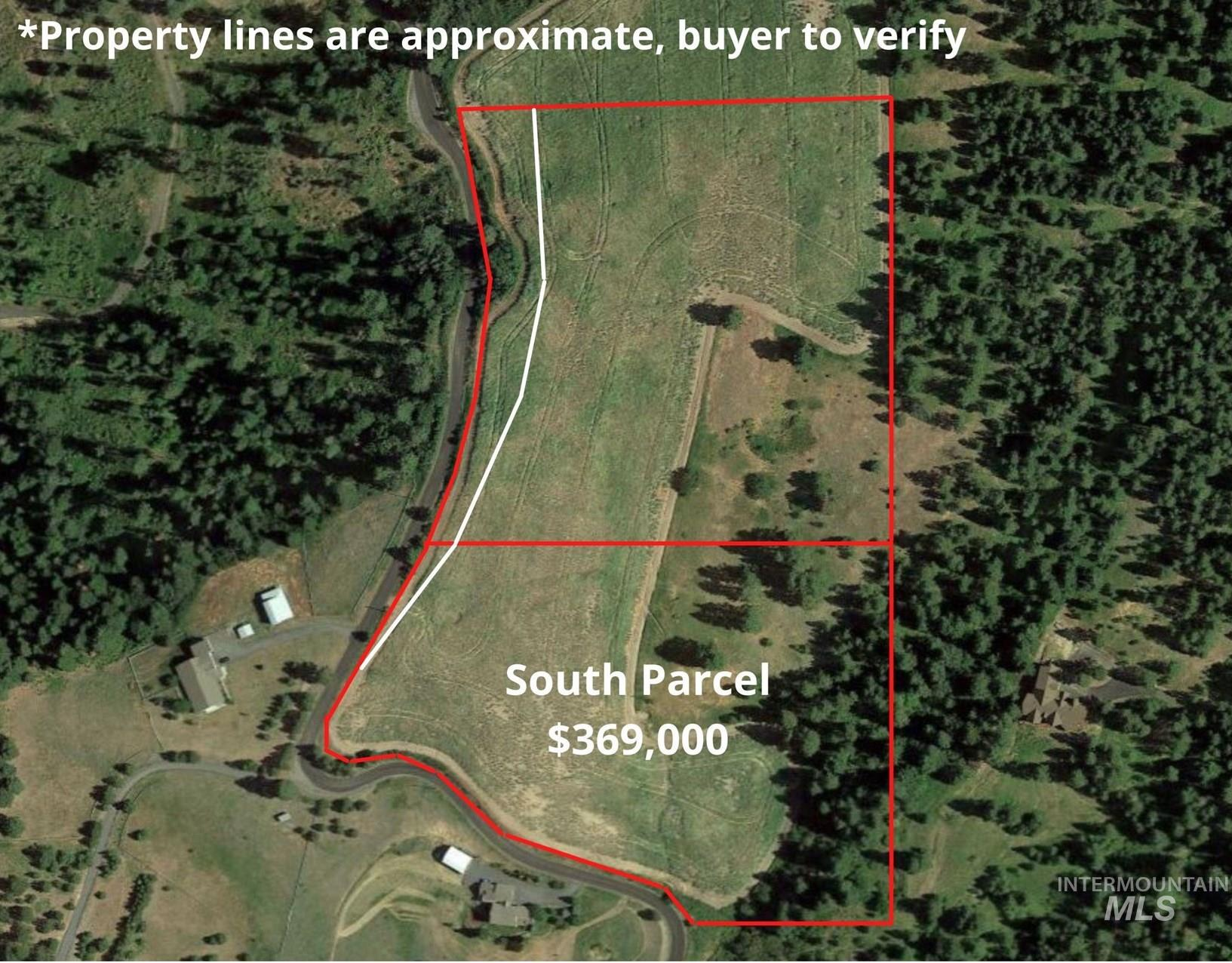 000 Saddle Ridge Rd. (south Parcel) Property Photo