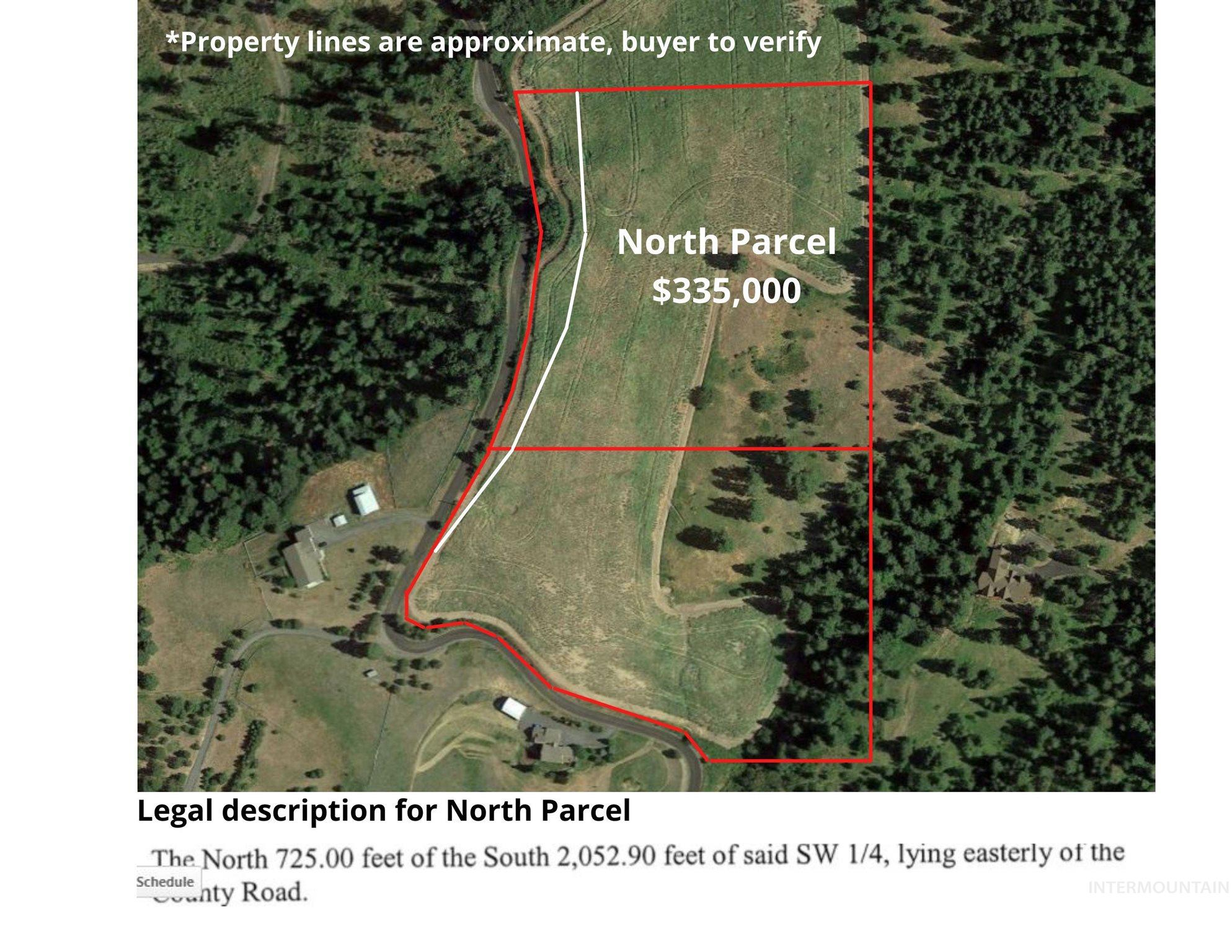 000 Saddle Ridge (Land div parcel) Property Photo - Moscow, ID real estate listing