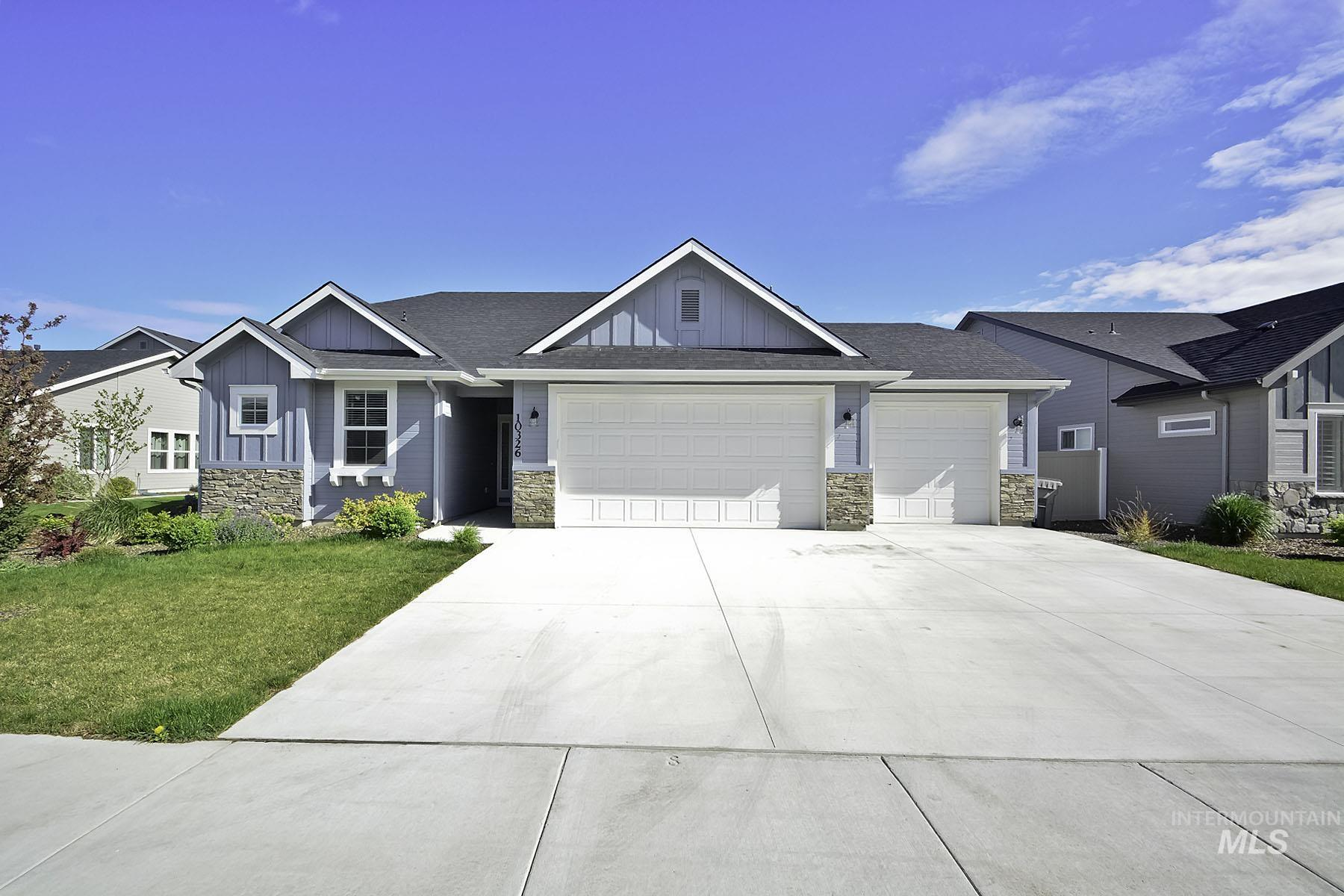 10326 Baker Lake St. Property Photo - Nampa, ID real estate listing