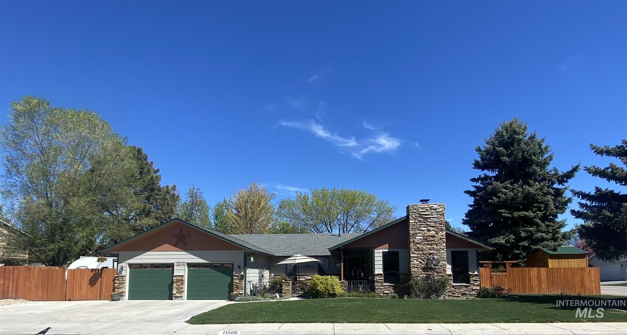 11506 Gunsmoke St. Property Photo - Boise, ID real estate listing
