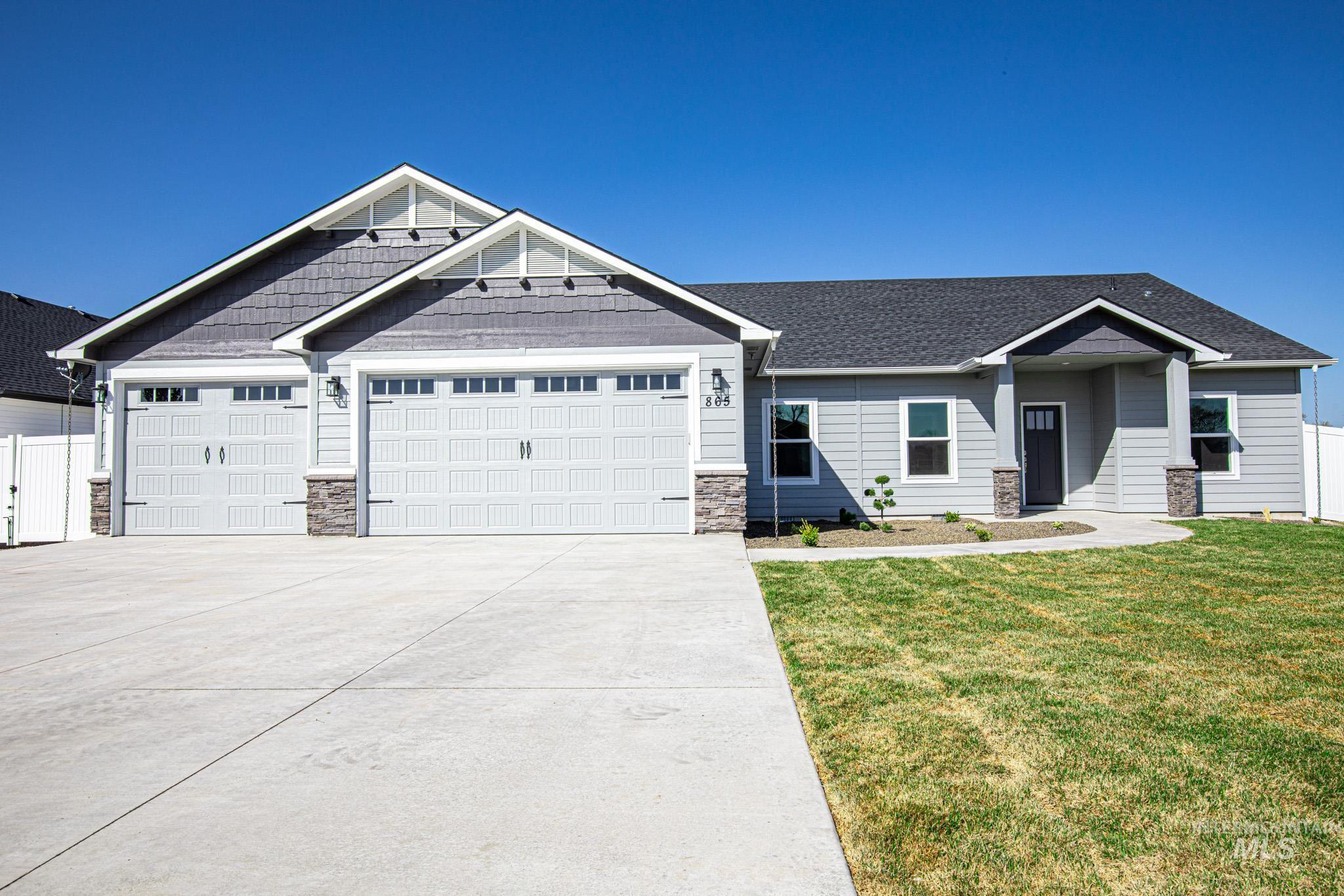 496 S 14th St. Property Photo - Payette, ID real estate listing