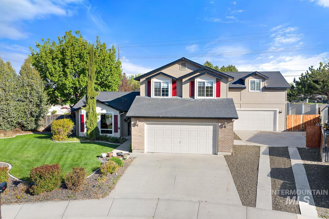 2774 W Pebblestone Ct. Property Photo - Meridian, ID real estate listing