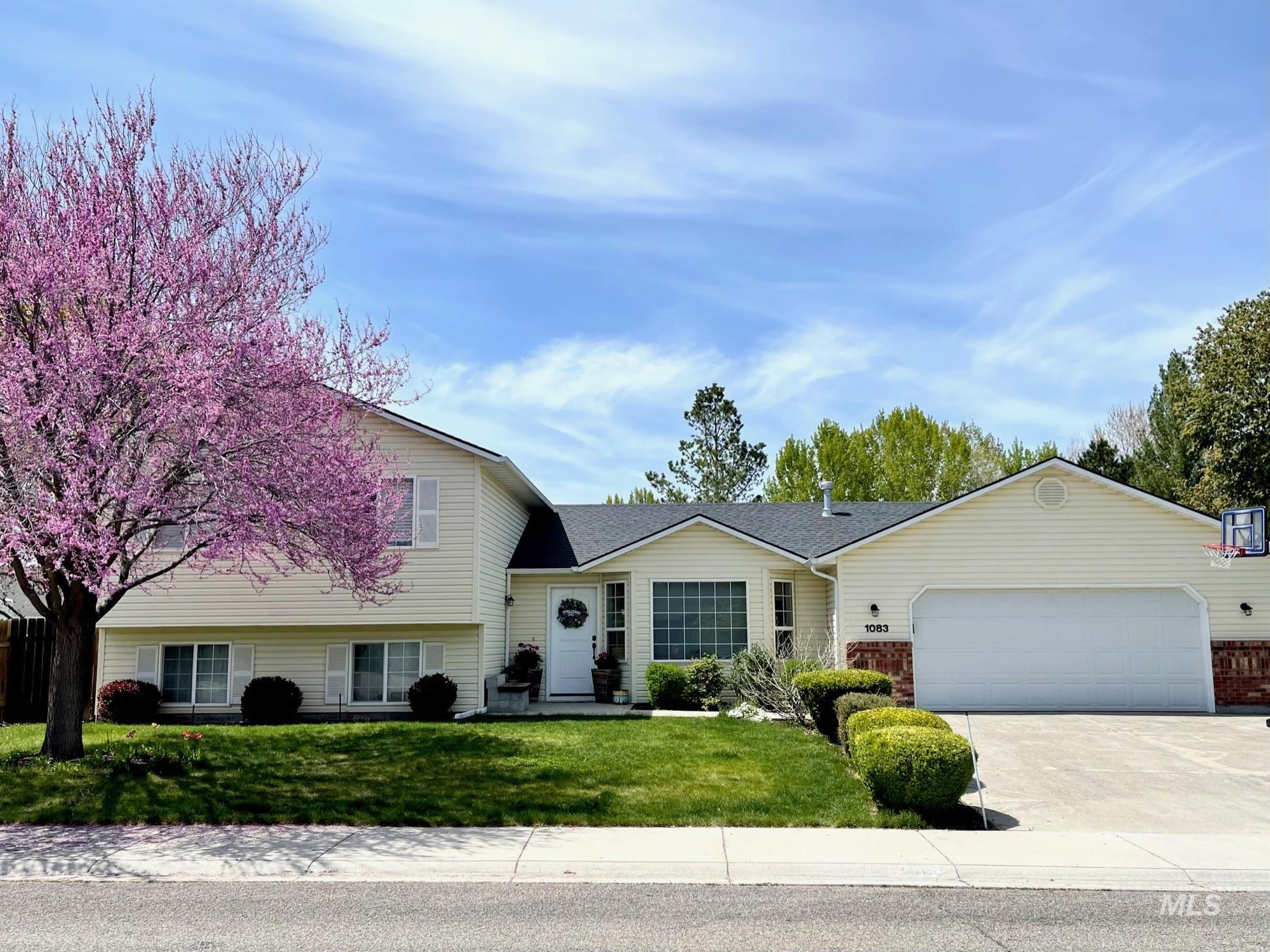 1083 N HAVEN COVE AVE Property Photo - Meridian, ID real estate listing